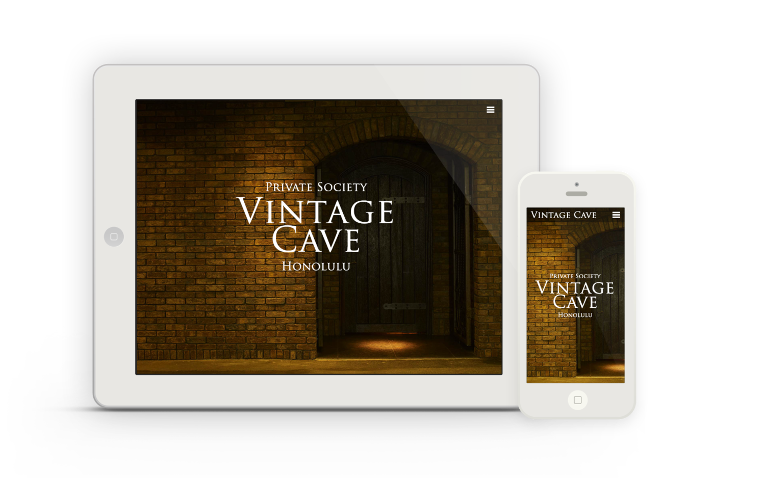 Cave A Vin Design vintage cave — mark dean guillermo | user experience