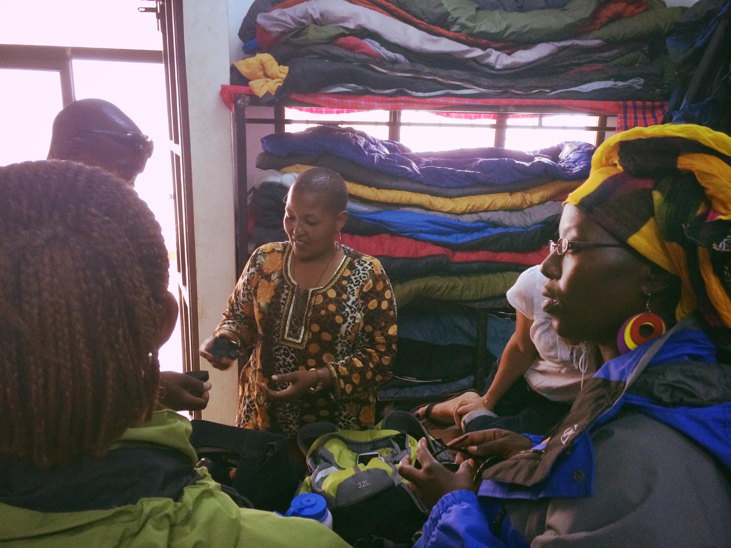 Give a Heart of Africa Kilimanjaro WHOA travel