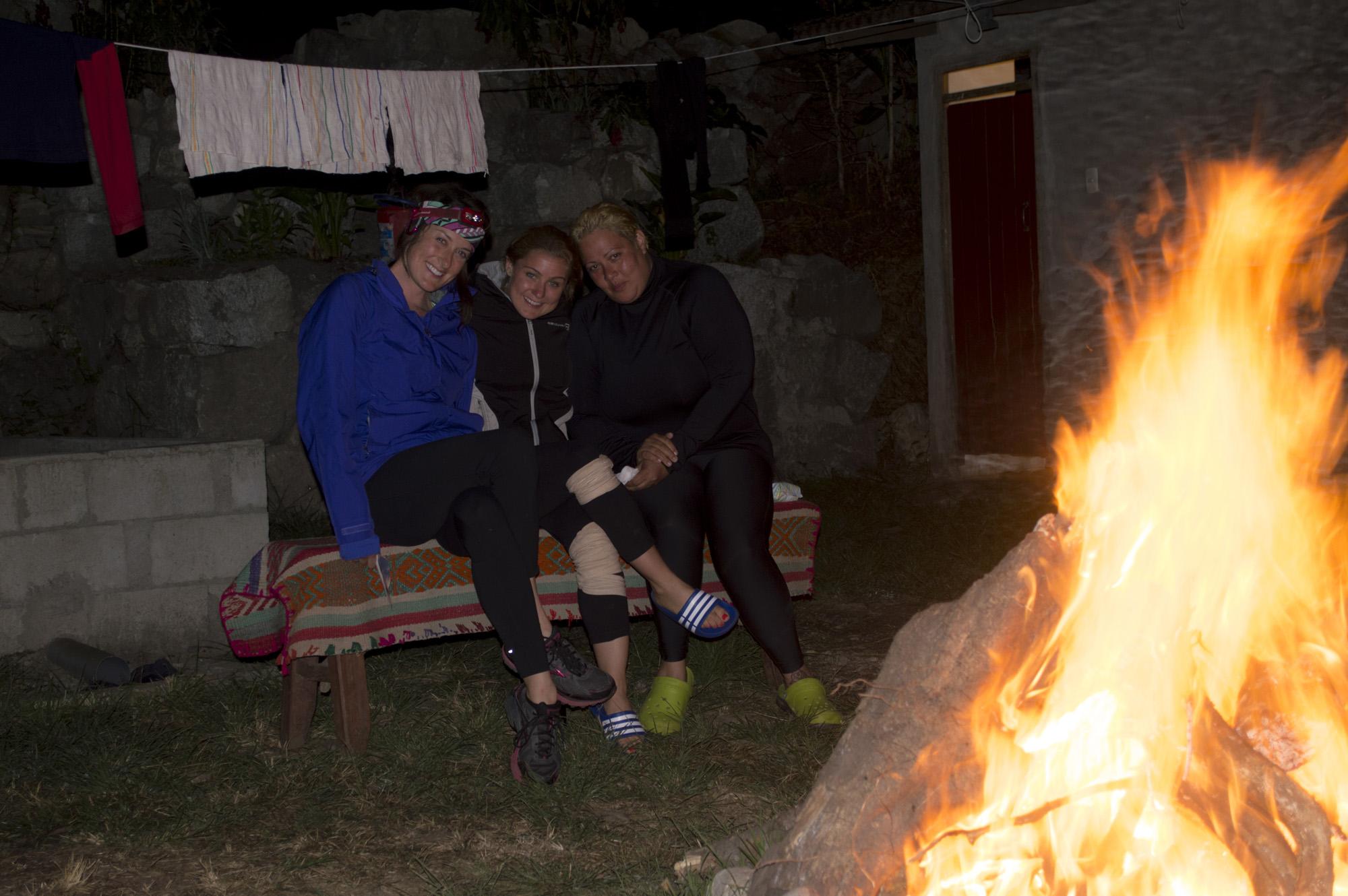Inca 3 dan, kris and dor around campfire.jpg