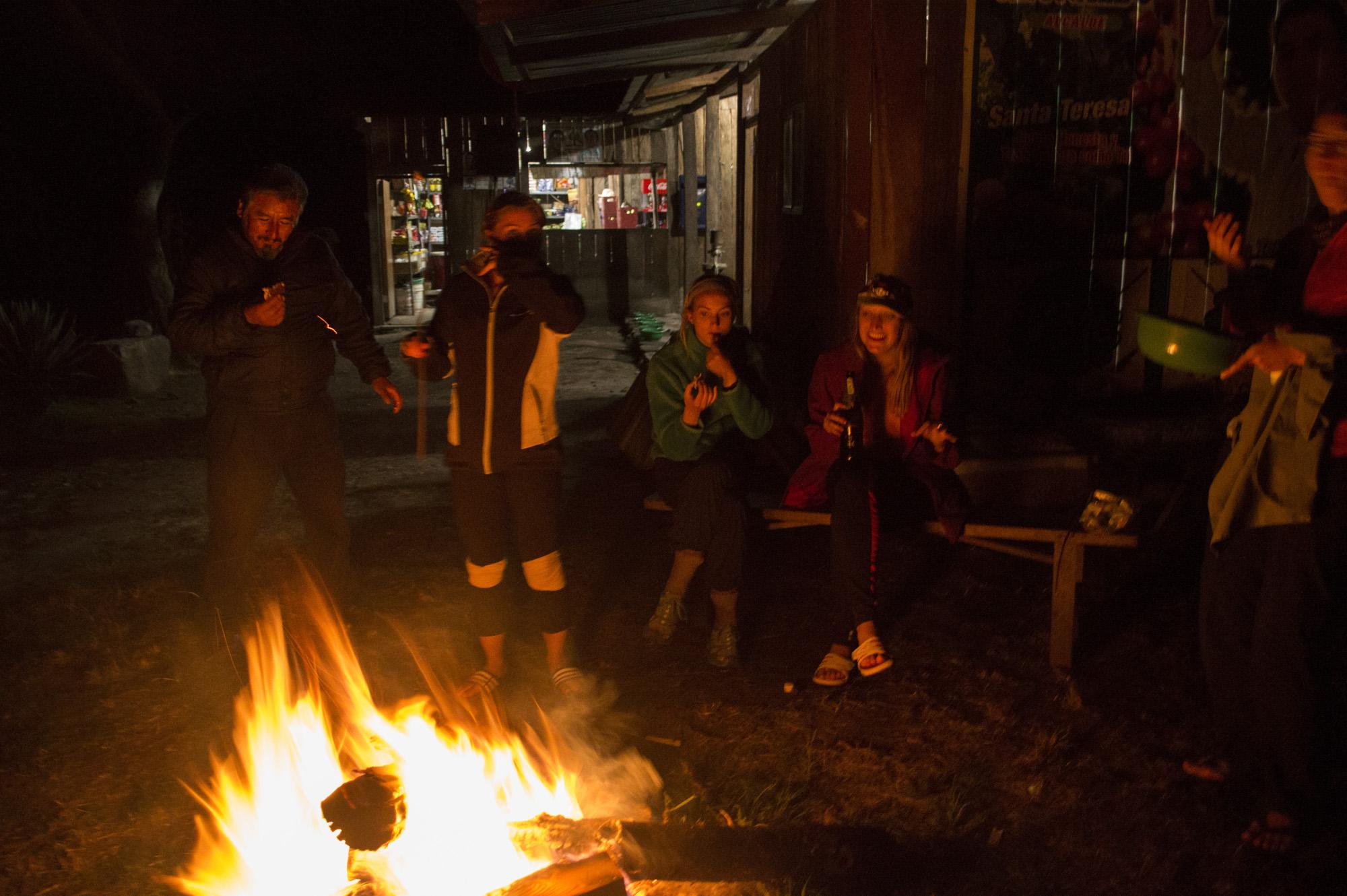 Inca 3 smores around the campfire.jpg
