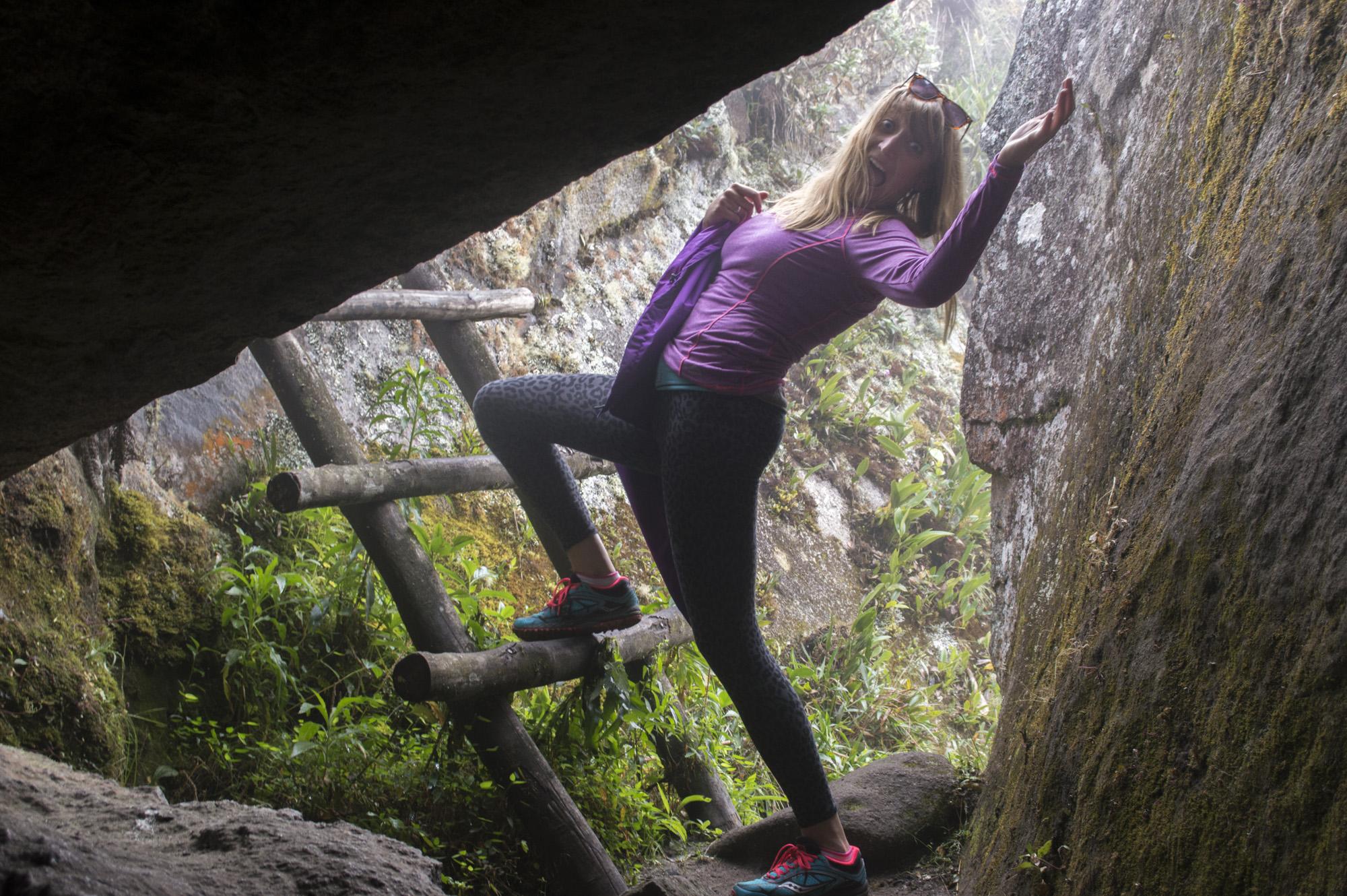 Inca 5 WP al ladder.jpg