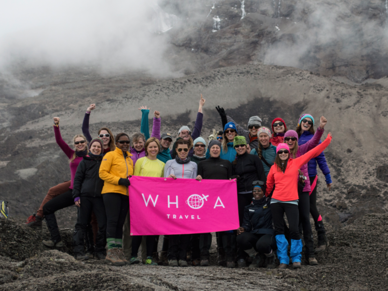MARCH 2014 // KILIMANJARO INTERNATIONAL WOMEN'S DAY SUMMIT