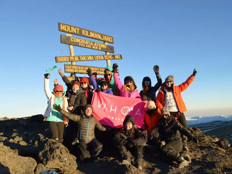 MARCH 2015 // KILIMANJARO INTERNATIONAL WOMEN'S DAY SUMMIT