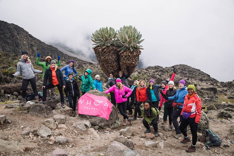 MARCH 2016 // KILIMANJARO INTERNATIONAL WOMEN'S DAY SUMMIT