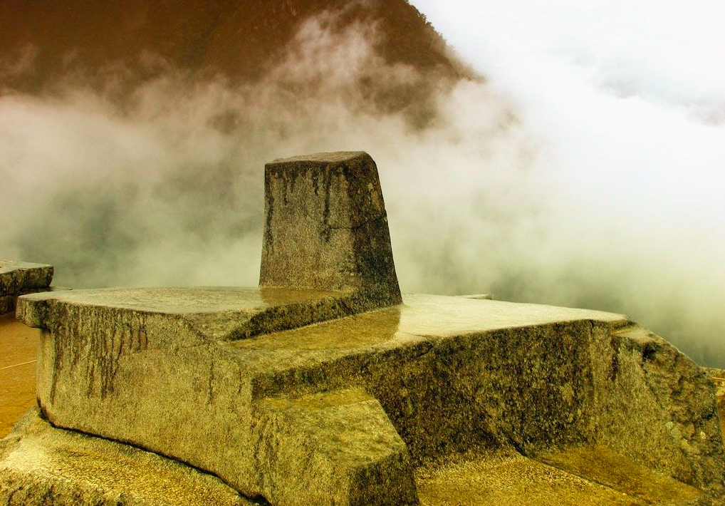 SHINE ON - Many researchers believe Machu Picchu was built as an astronomical observatory, and the site's multiple observation points suggest that the Incas worshipped the sun. The Intihuatana stone is evidence of this, because, twice a year during the equinox, the sun sits directly over this sacred stone with no shadow.