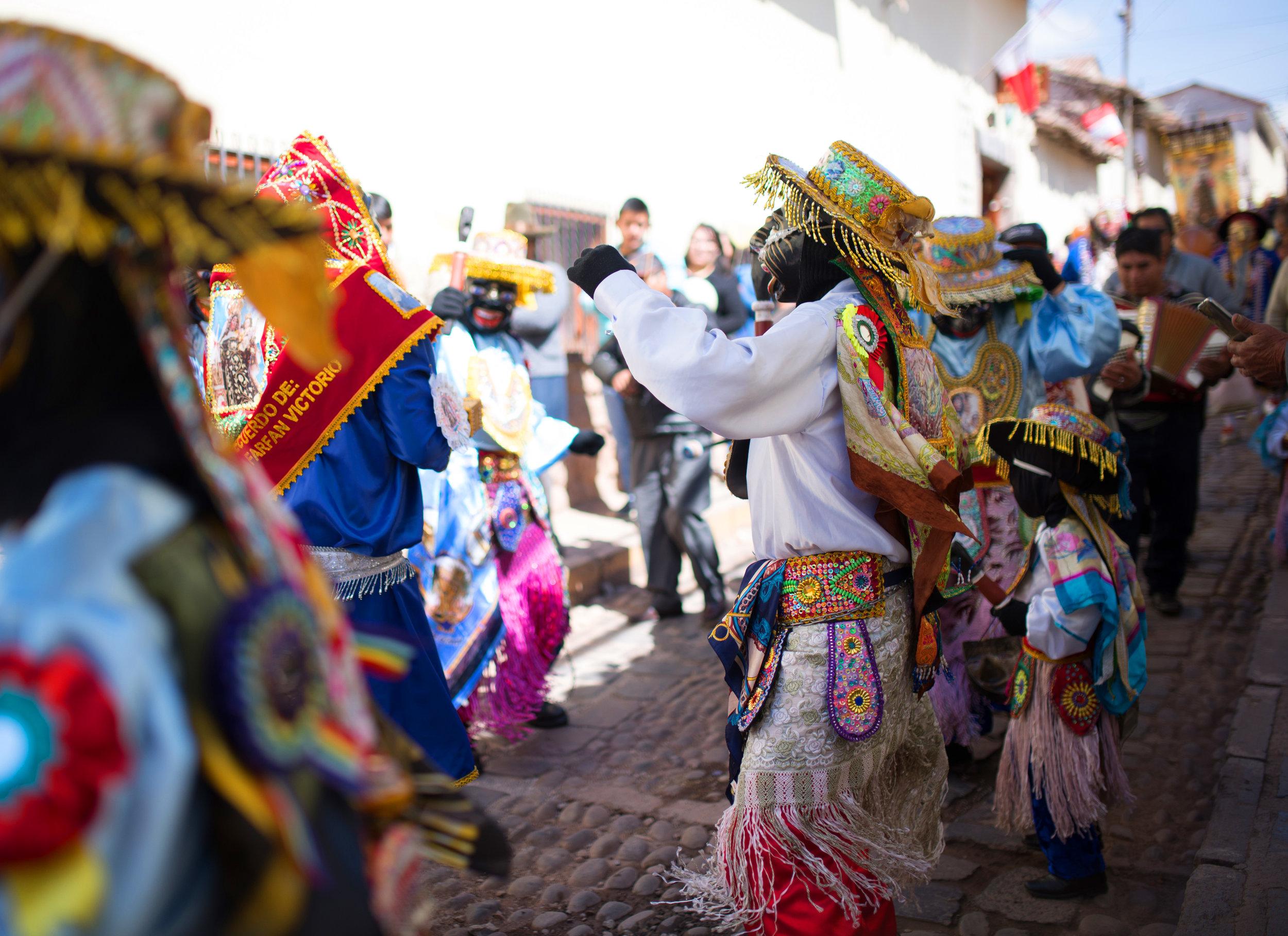 DAY 1: BIENVENIDA - CUSCO, PERU