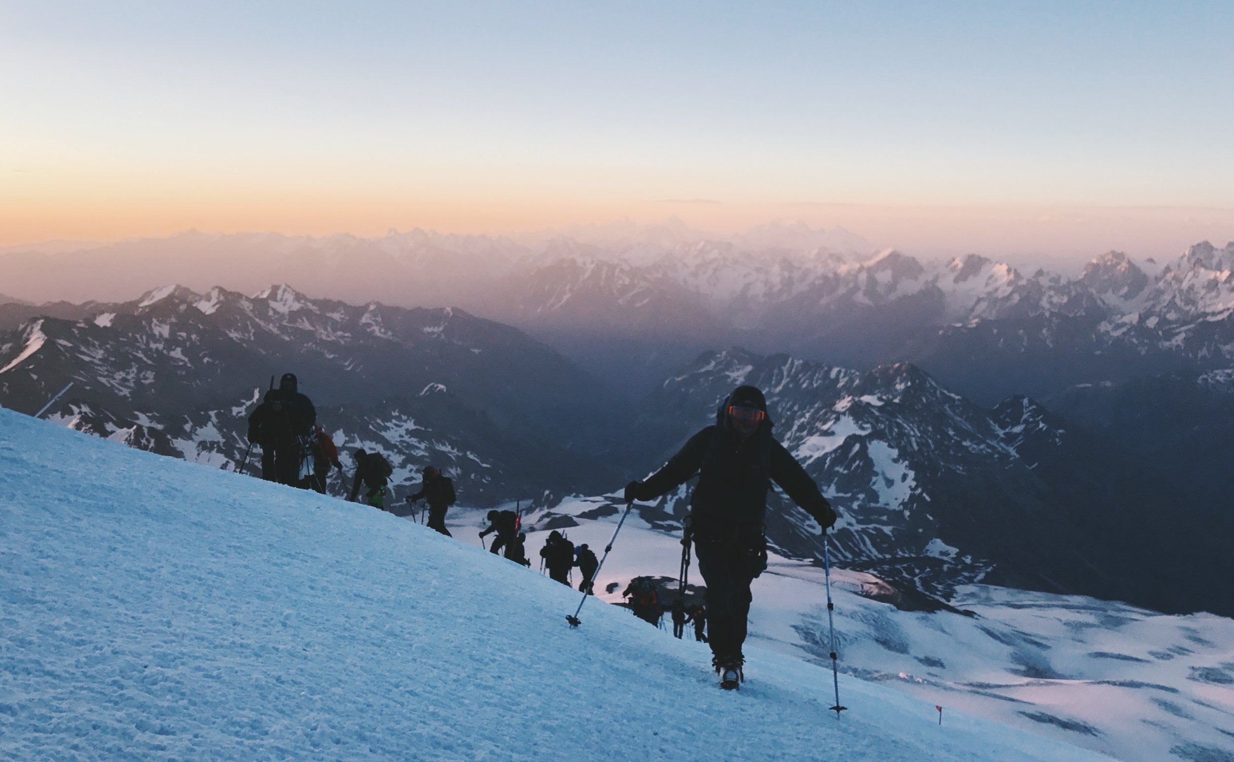 ELBRUS EXPEDITION - PACKING + GEAR GUIDE