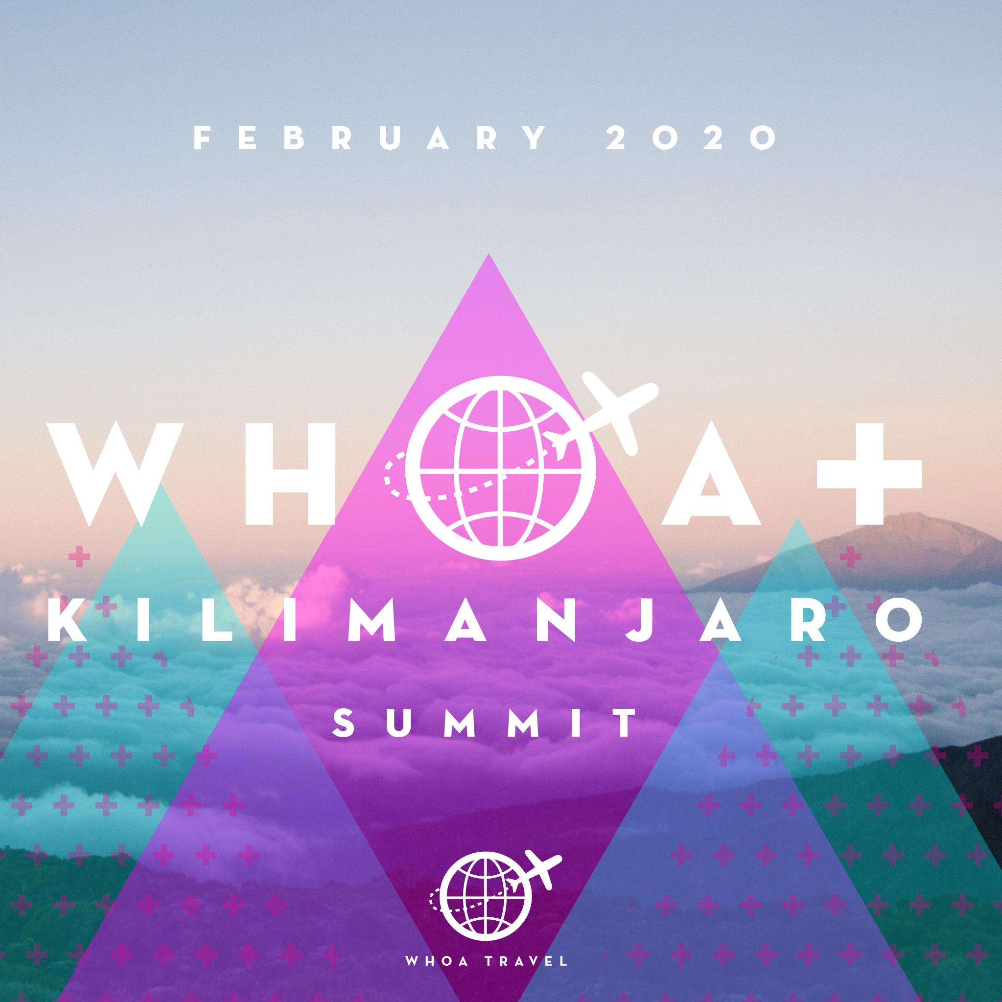 FEB 8 - 16 - 2020WHOA plus: KILIMANJAROfrom $3,800