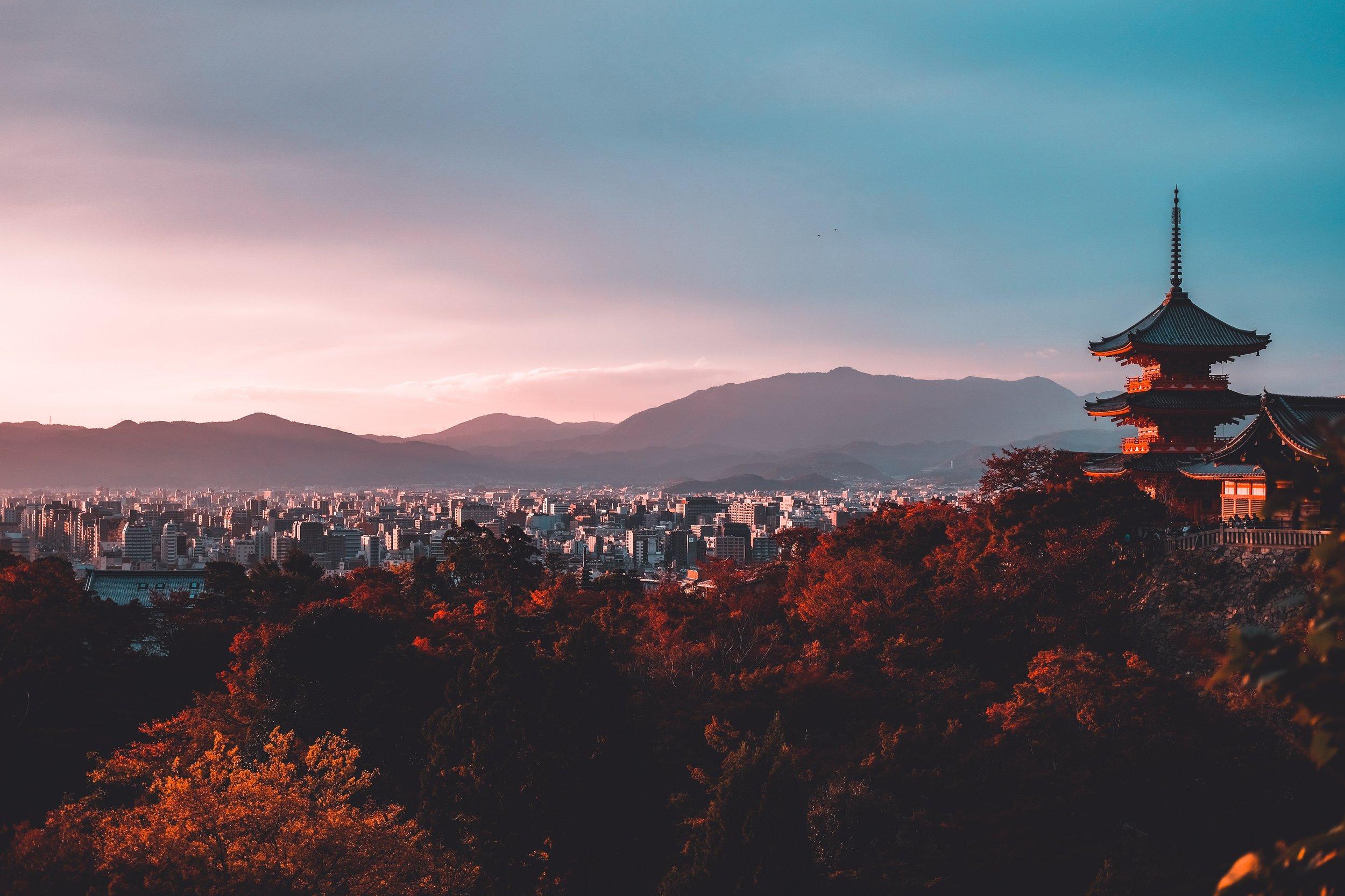DAY 11:SAYONARA - KYOTO
