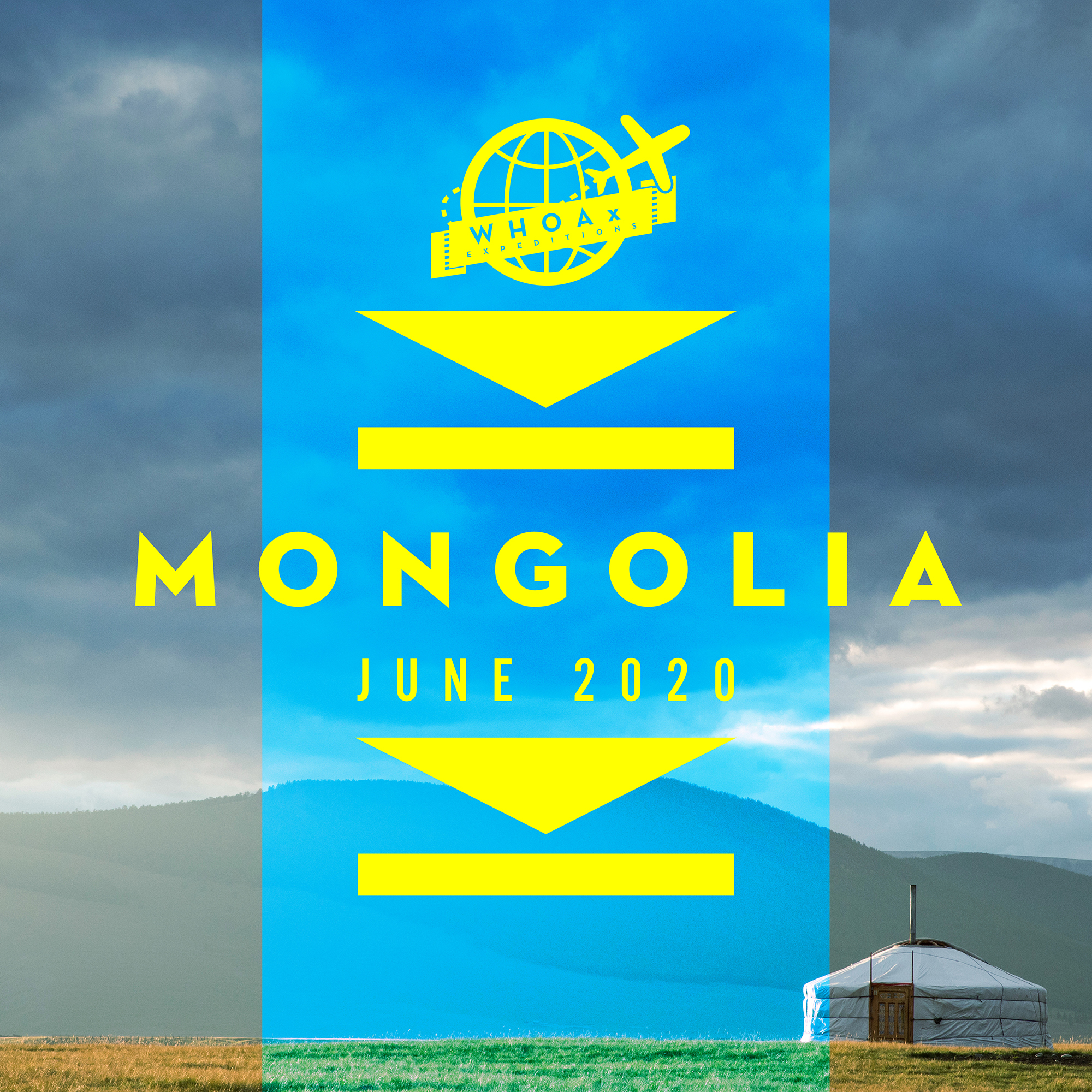 JUNE 22 - JULY 3 - 2020WHOAx: MONGOLIA $3,750