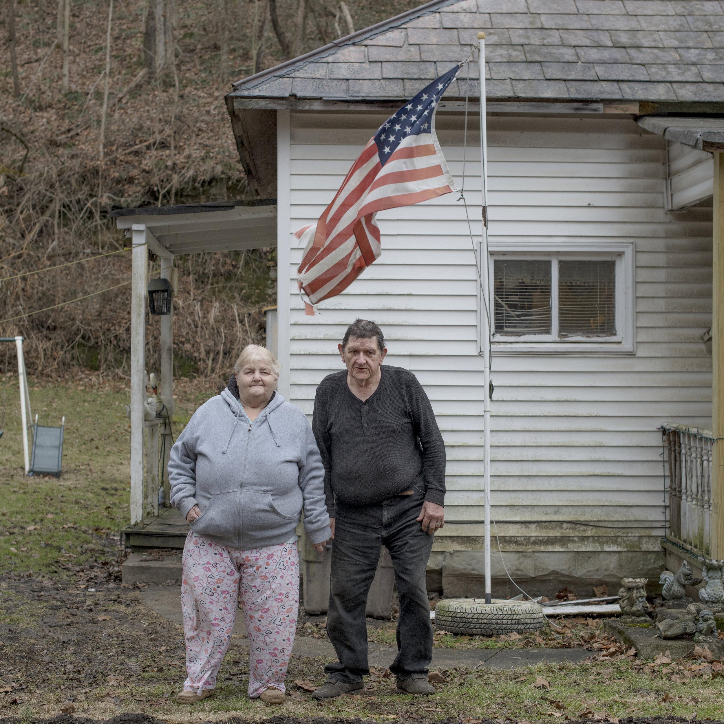 Patricia and Belmar: Rendville