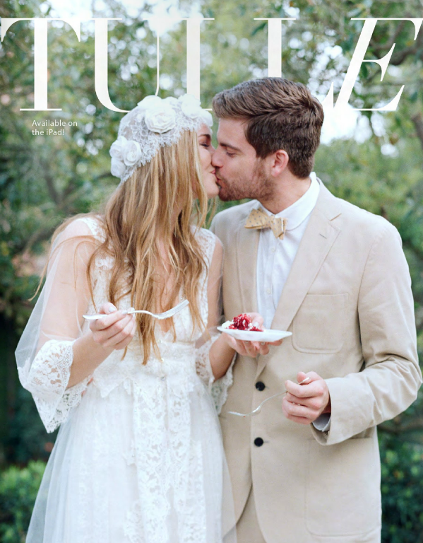 Tulle Magazine Spring/Summer 2014