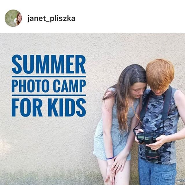 What an honour having @janet_pliszka in the studio this week for her fun filled Summer Photo Camp! Follow her gorgeous feed to see more of her offerings and services, she is Amazing!