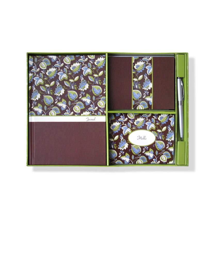 journal & stationery set
