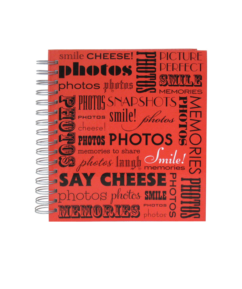 photo album for target endcap