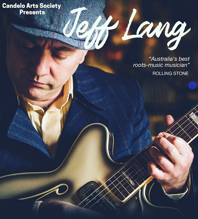 🎙 Coming up this Saturday July 27th! Scoop up your tix and bring all your neighbours. It's gonna be a beauty! 🎙 Tickets available through our website (link in bio!) . #candeloartssociety #jefflang