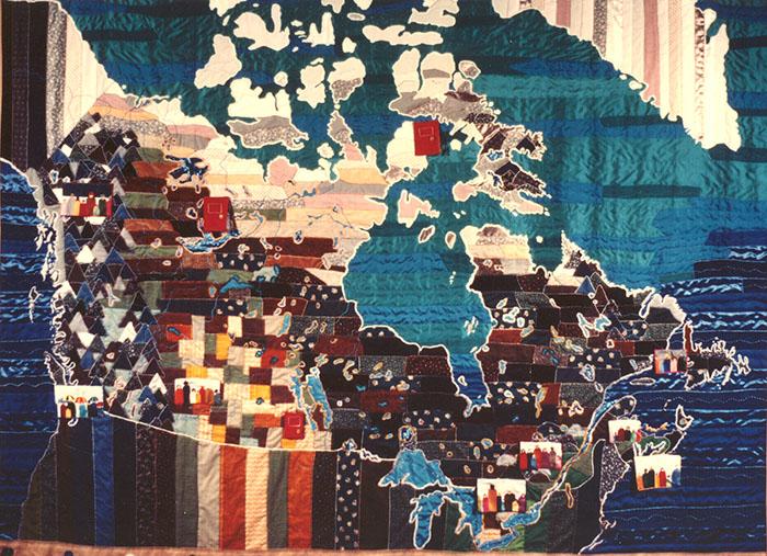 The magic quilt - 1983