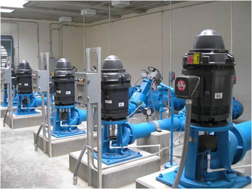 Jackson Water Treatment Plant construction management