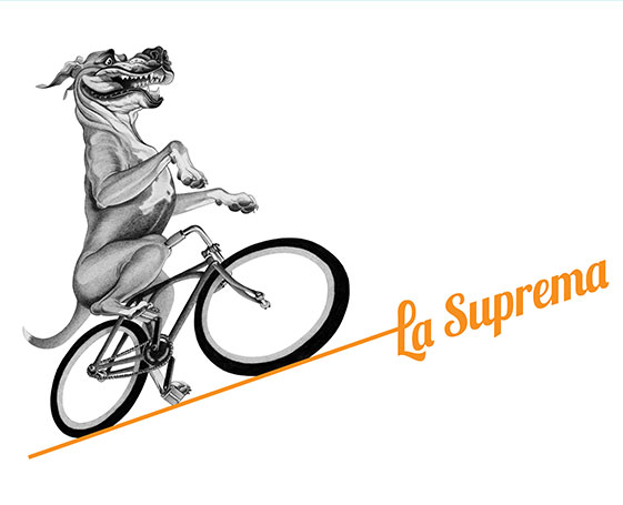 Illustration for La Suprema Bicycles