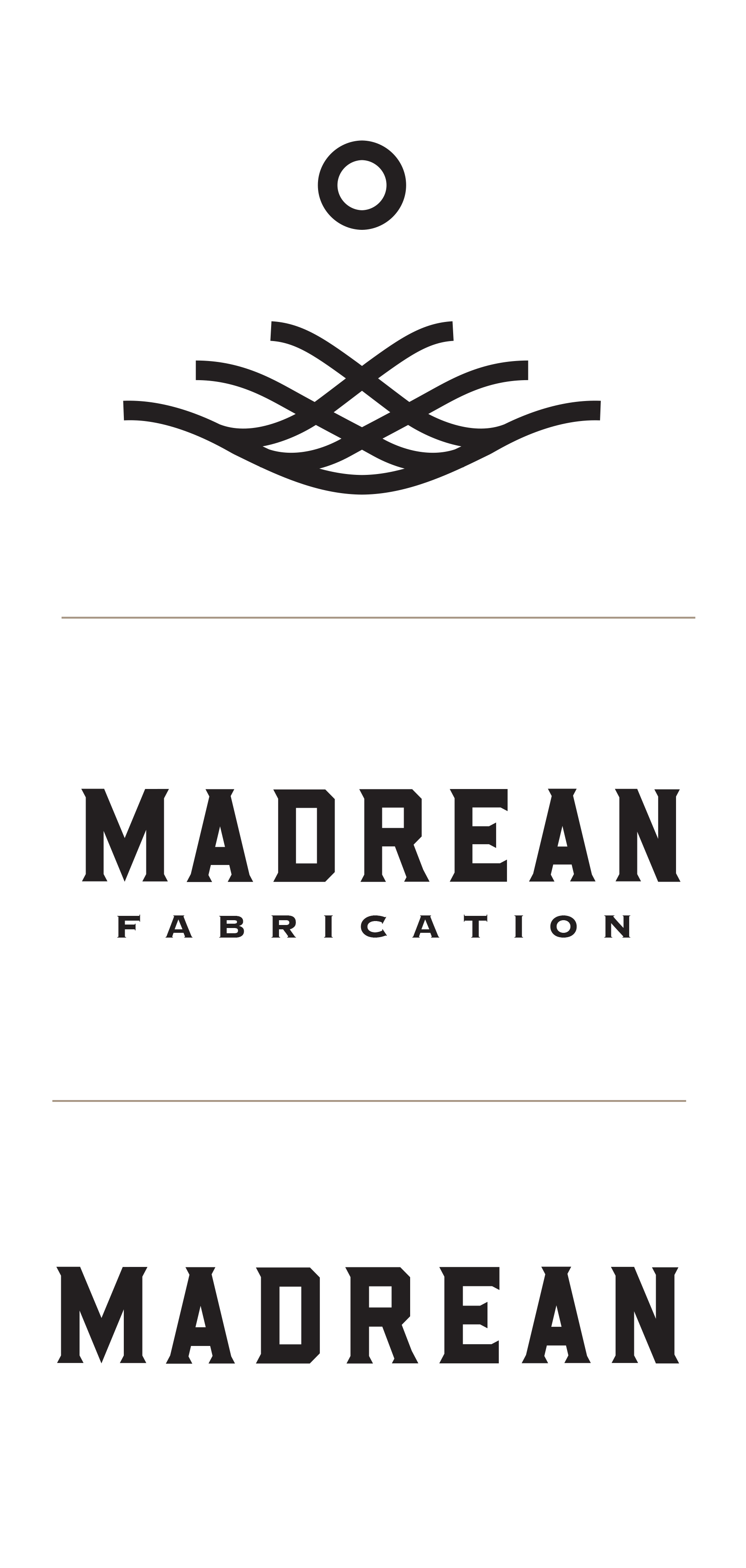 Madrean logos and icon