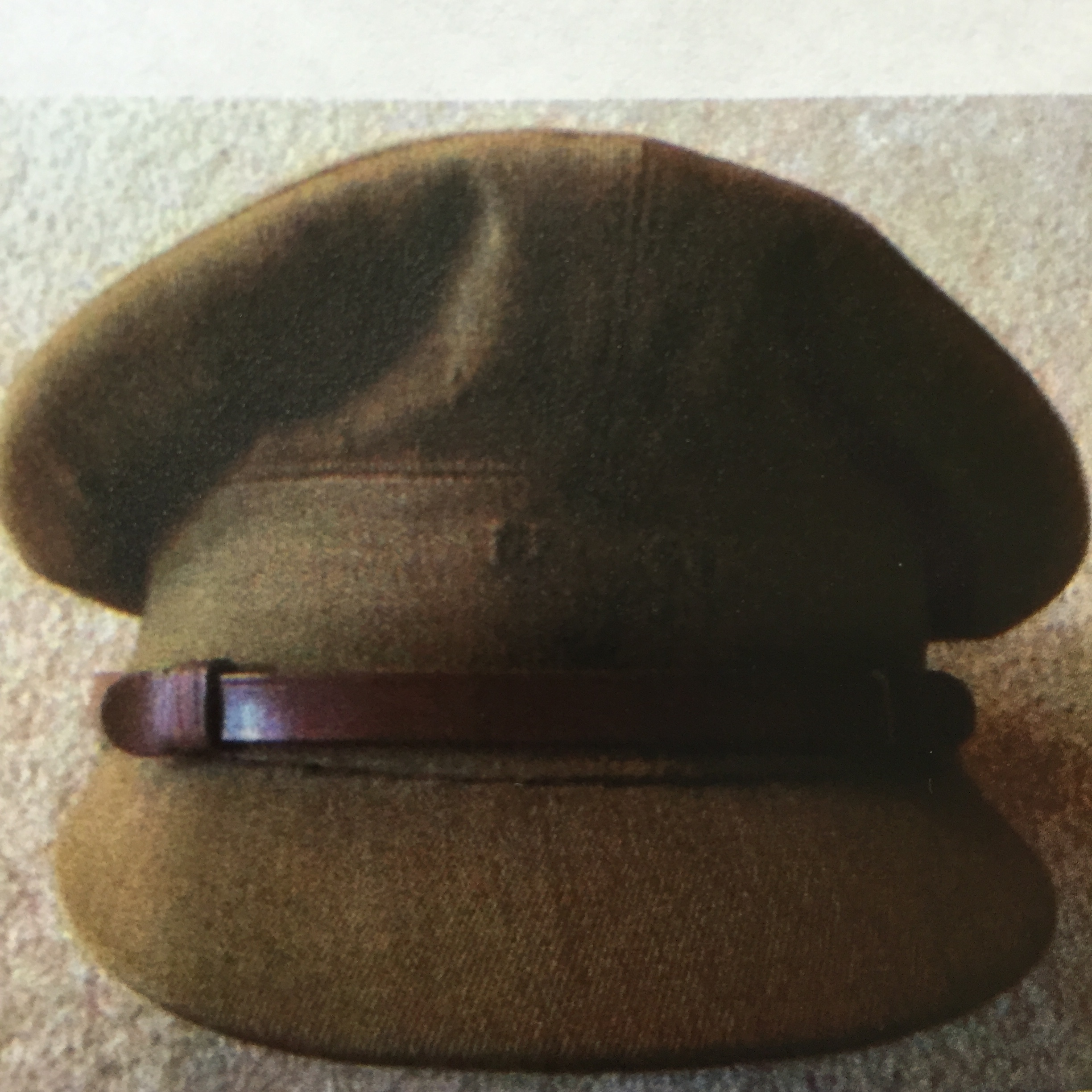 Canadian Army hat - 1950's