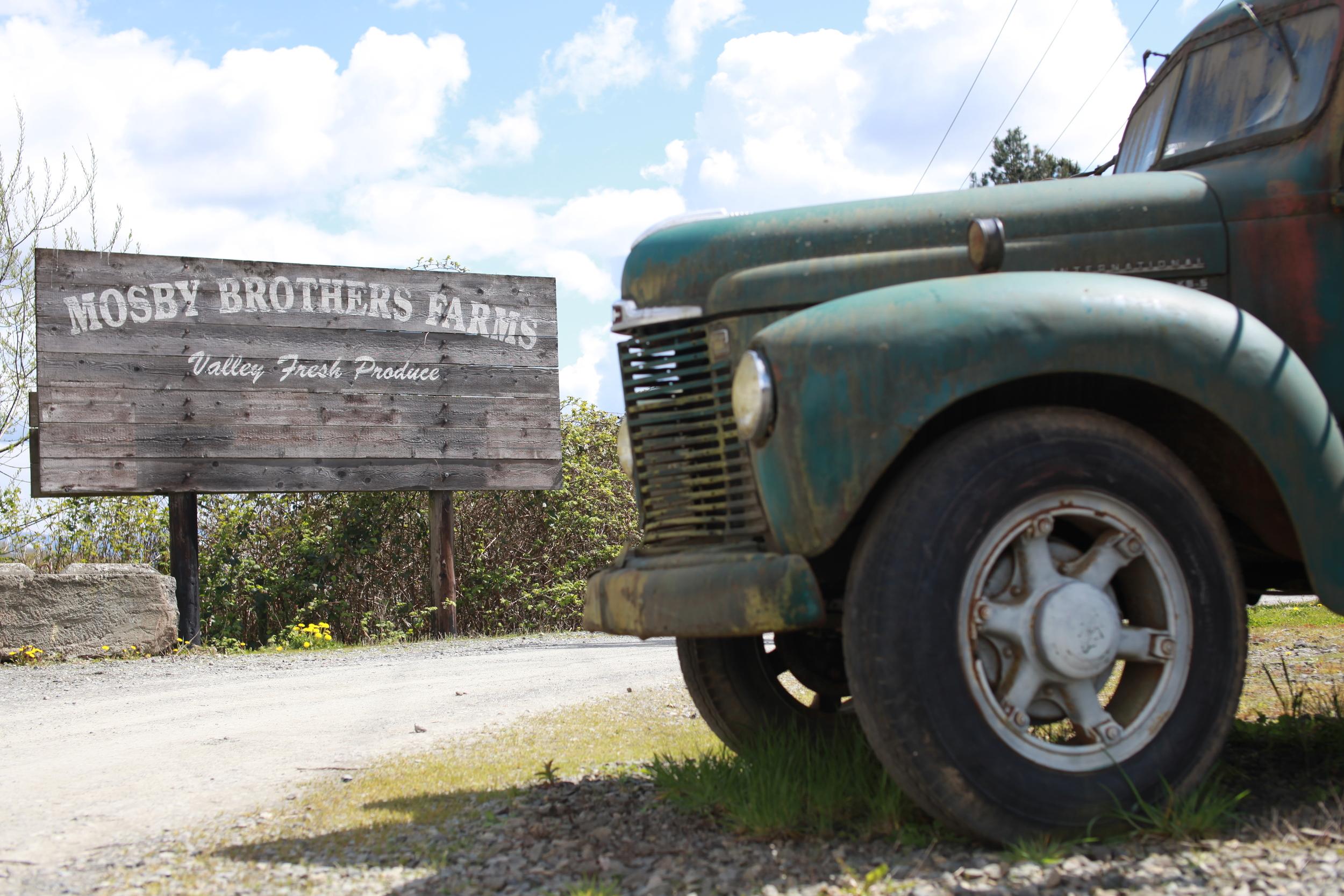 Grandpa's old truck