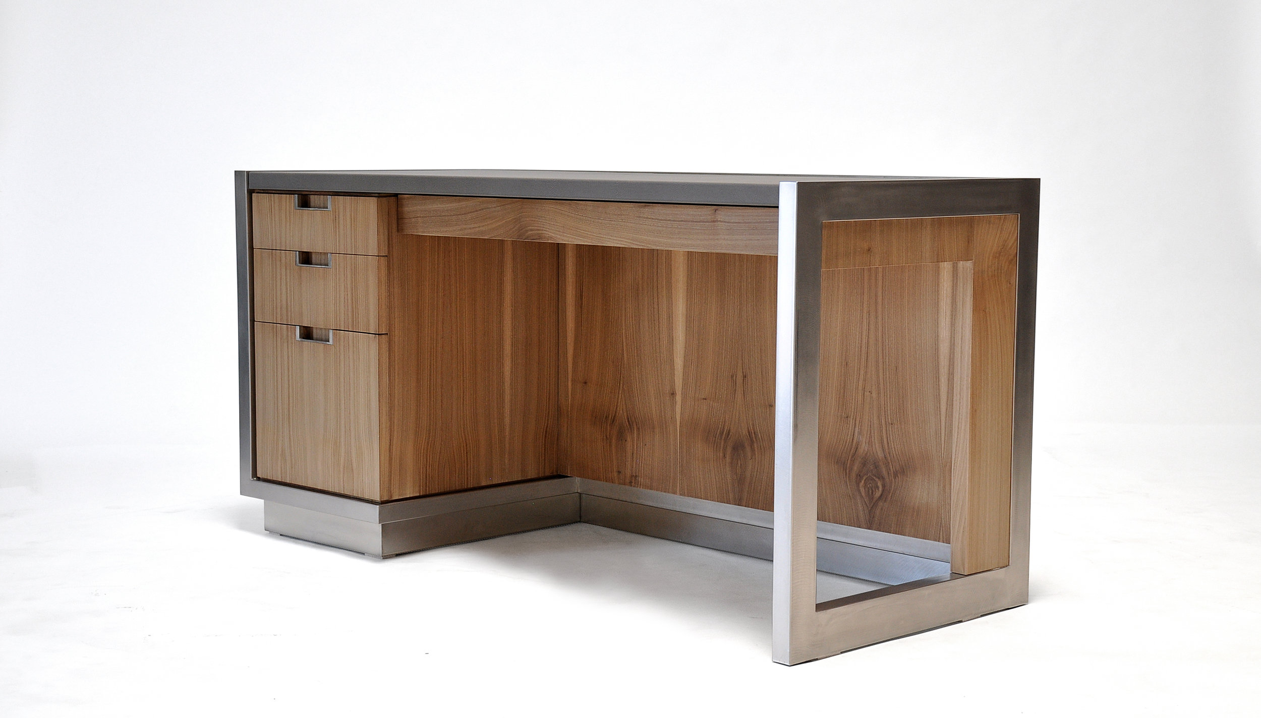 Bespoke Nickel Desk IKBA_Newell Design Studio3.jpg