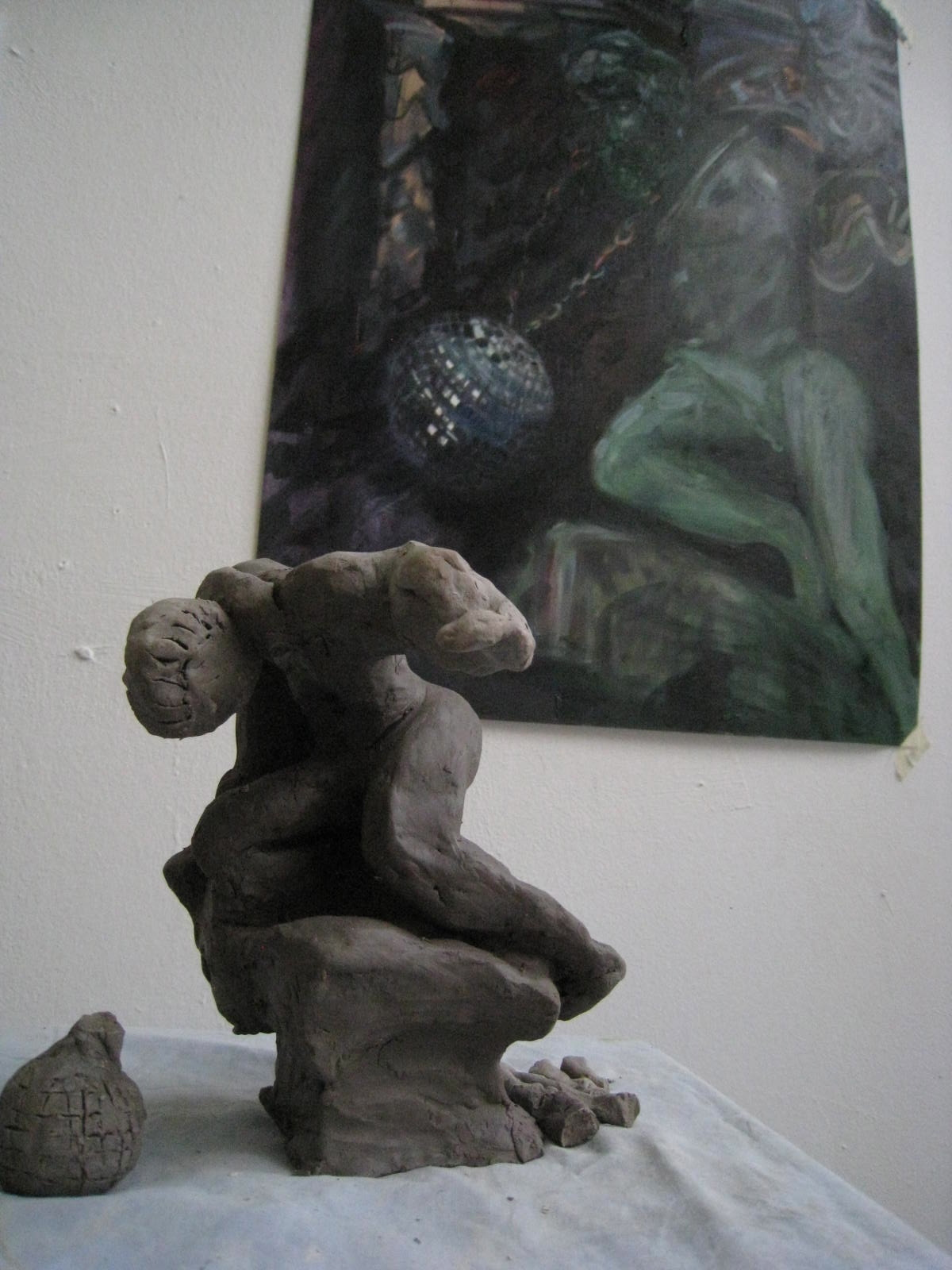 Sculpture WIP