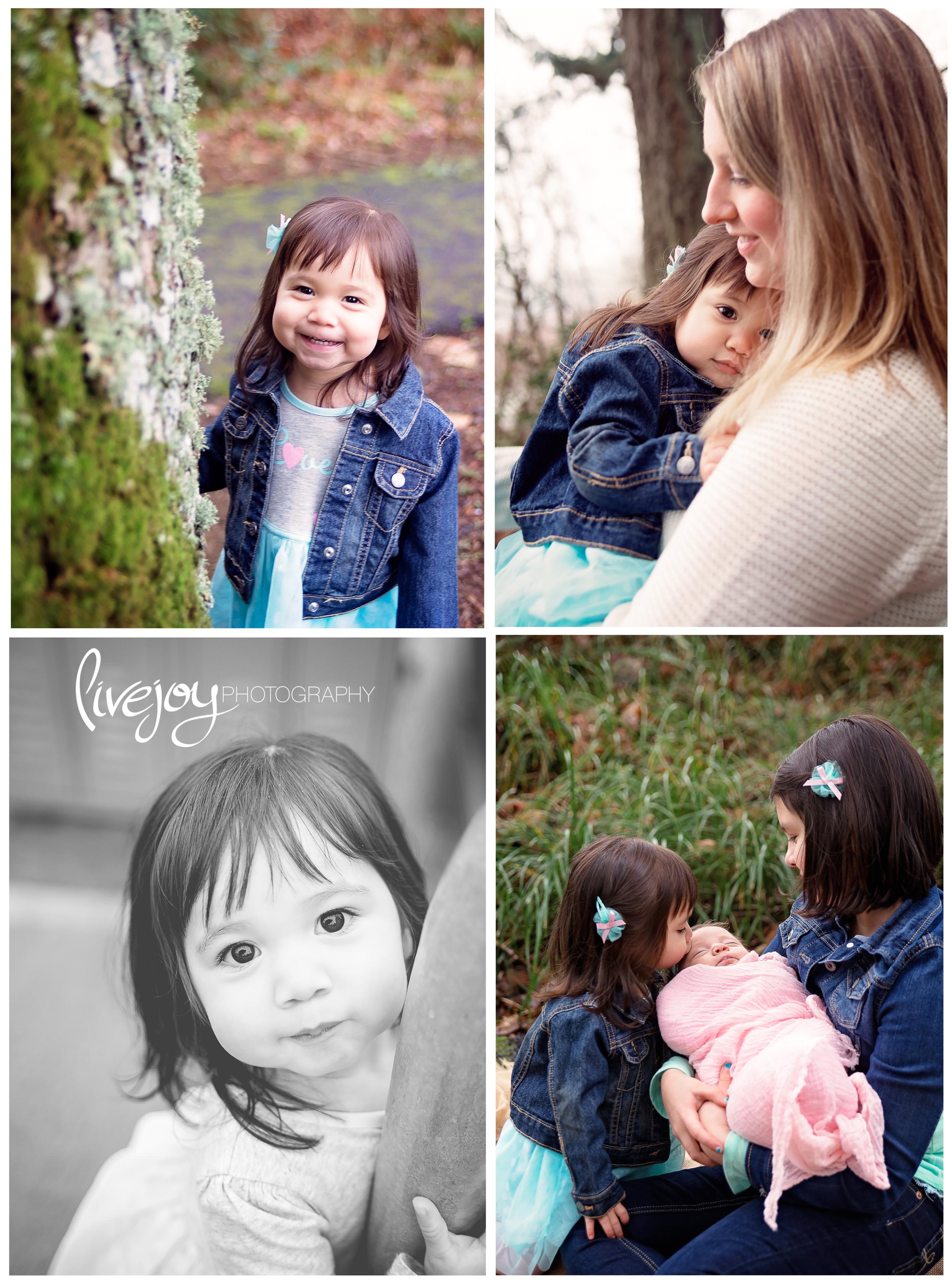18 Months Outdoor Baby Photos | Oregon | LiveJoy Photography