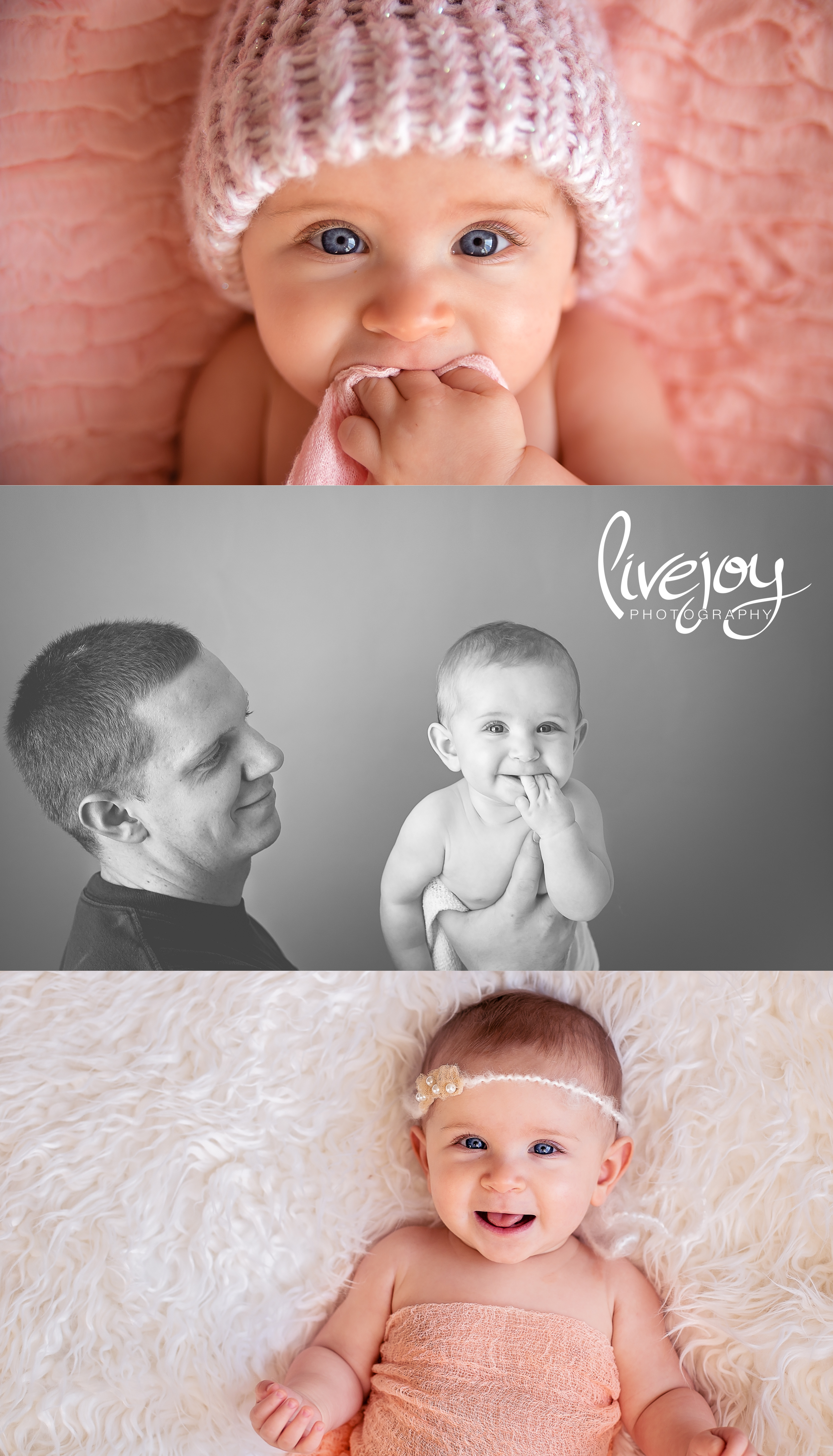 6 Months Baby Photography   Salem, Oregon   LiveJoy Photography