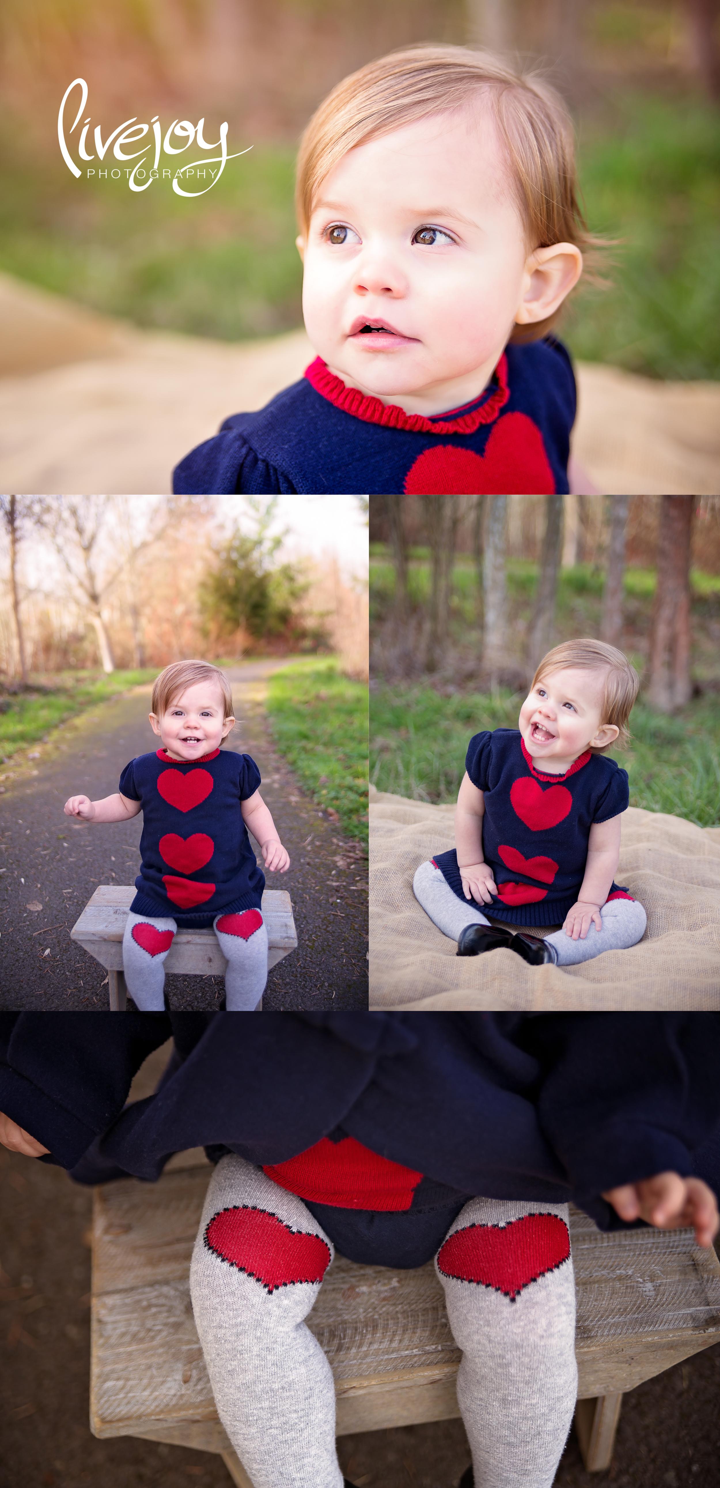 1 Year Baby Photography | Salem, Oregon | LiveJoy Photography