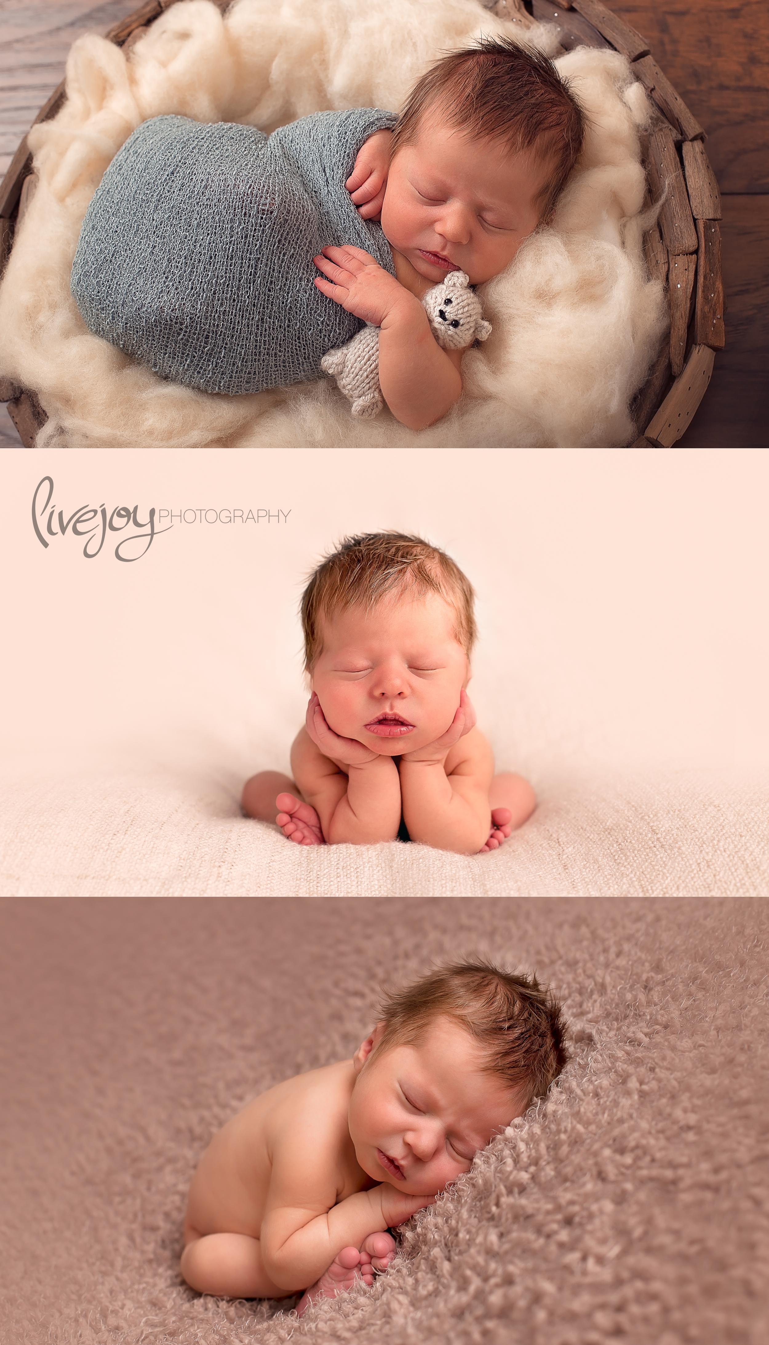 Newborn Photography | Oregon | LiveJoy Photgraphy