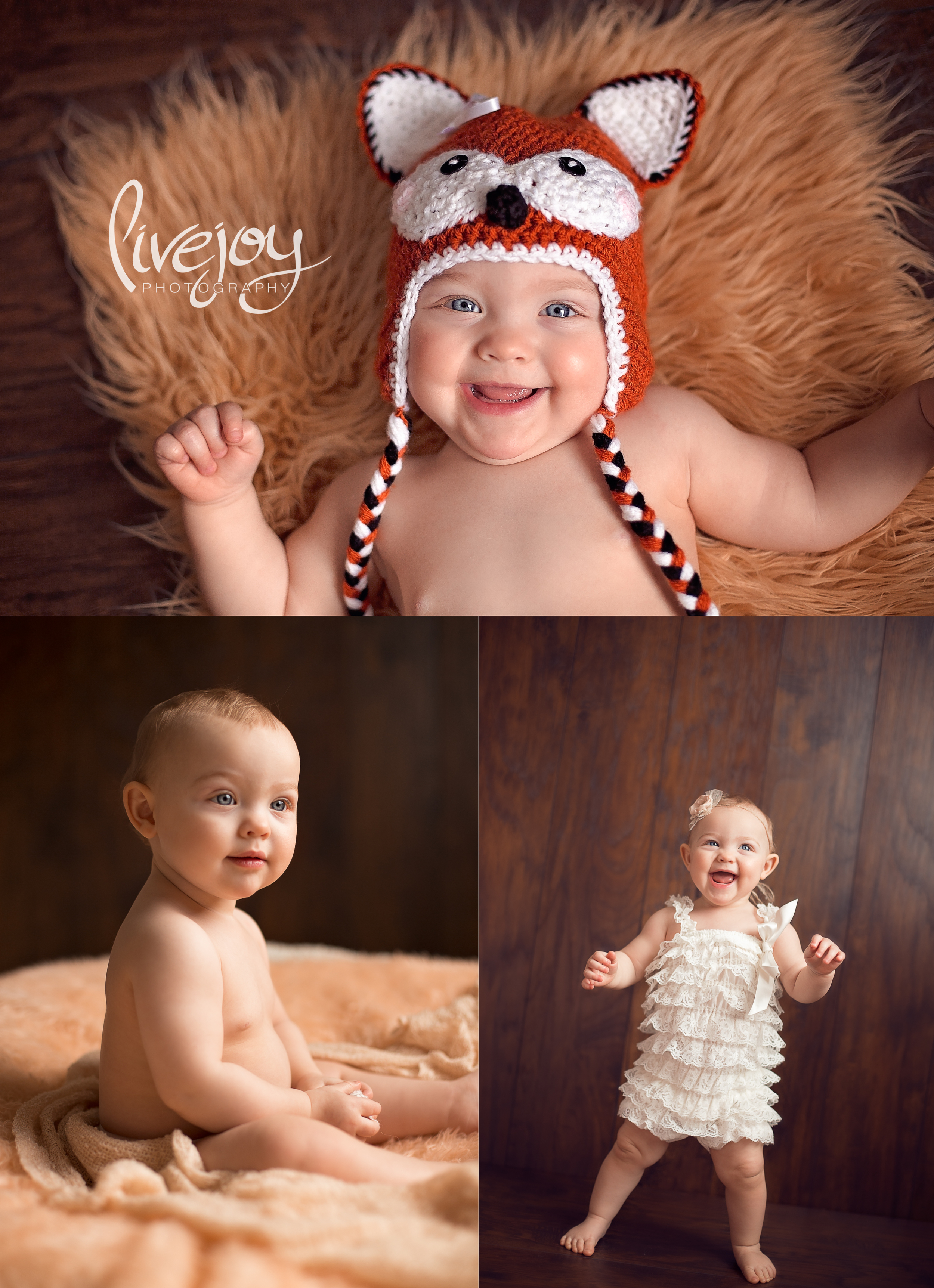 9 Months Baby Photography | Oregon | LiveJoy Photography