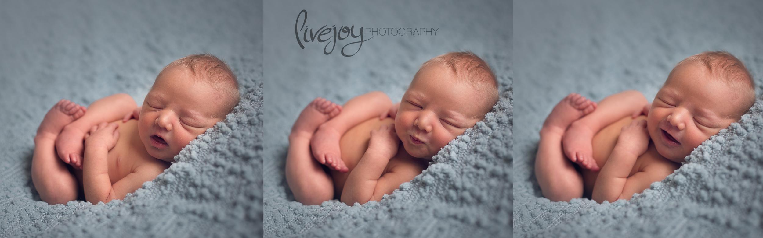 Newborn Photography Salem, Oregon | LiveJoy Photography