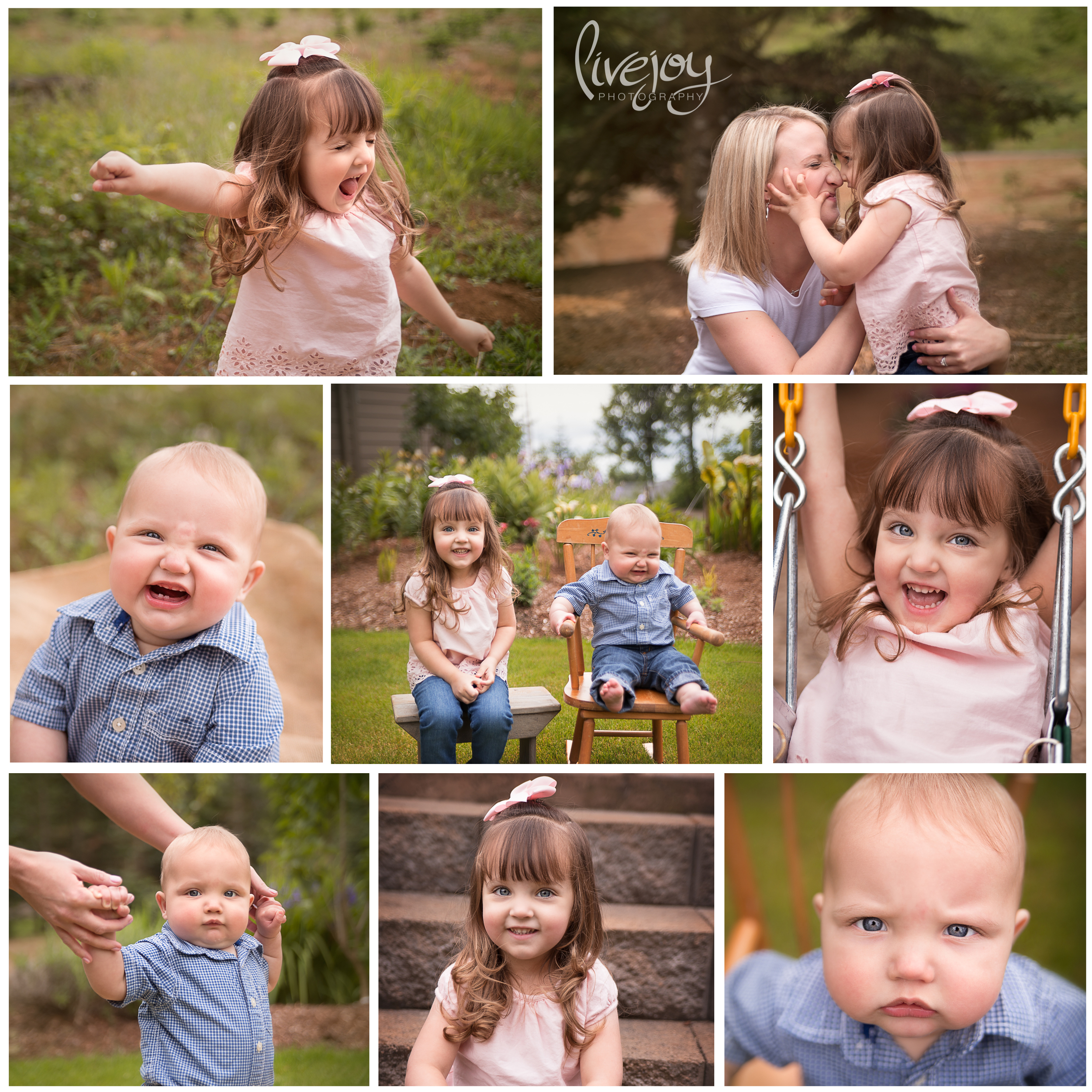 Sibling/Family Session | LiveJoy Photography | Oregon