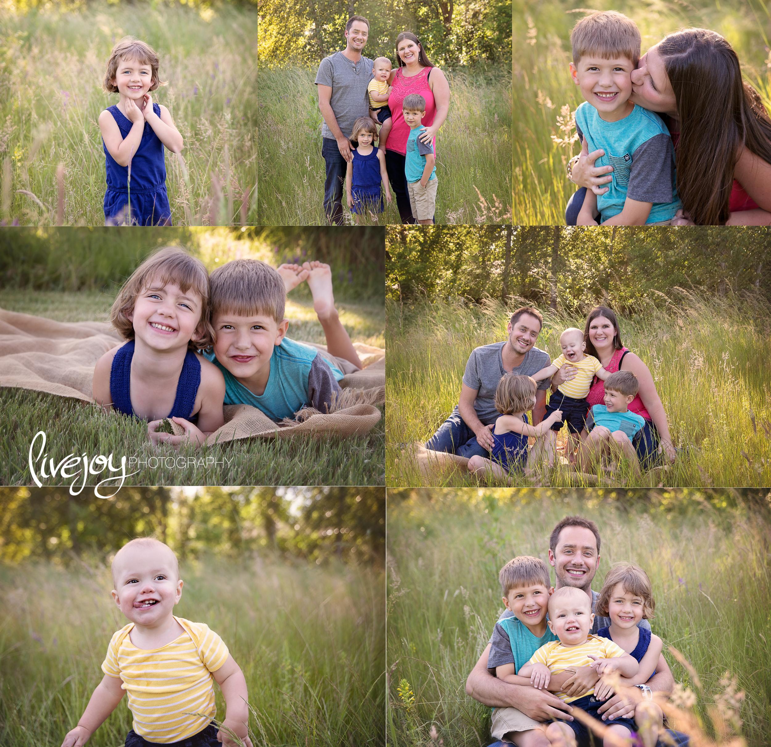 Family Photography Session | LiveJoy Photography | Oregon