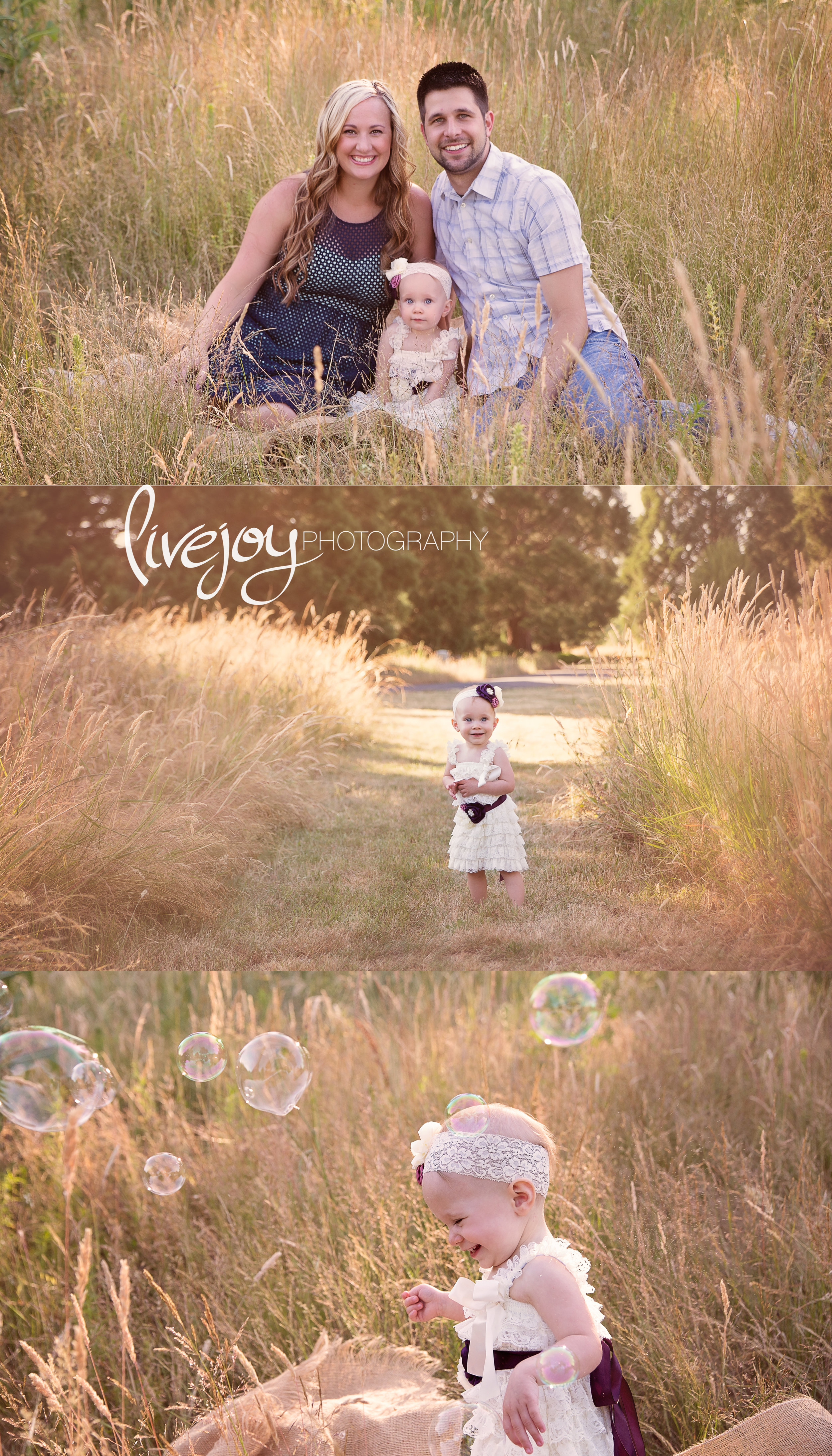 1 Year Baby Photography | LiveJoy Photography | Oregon