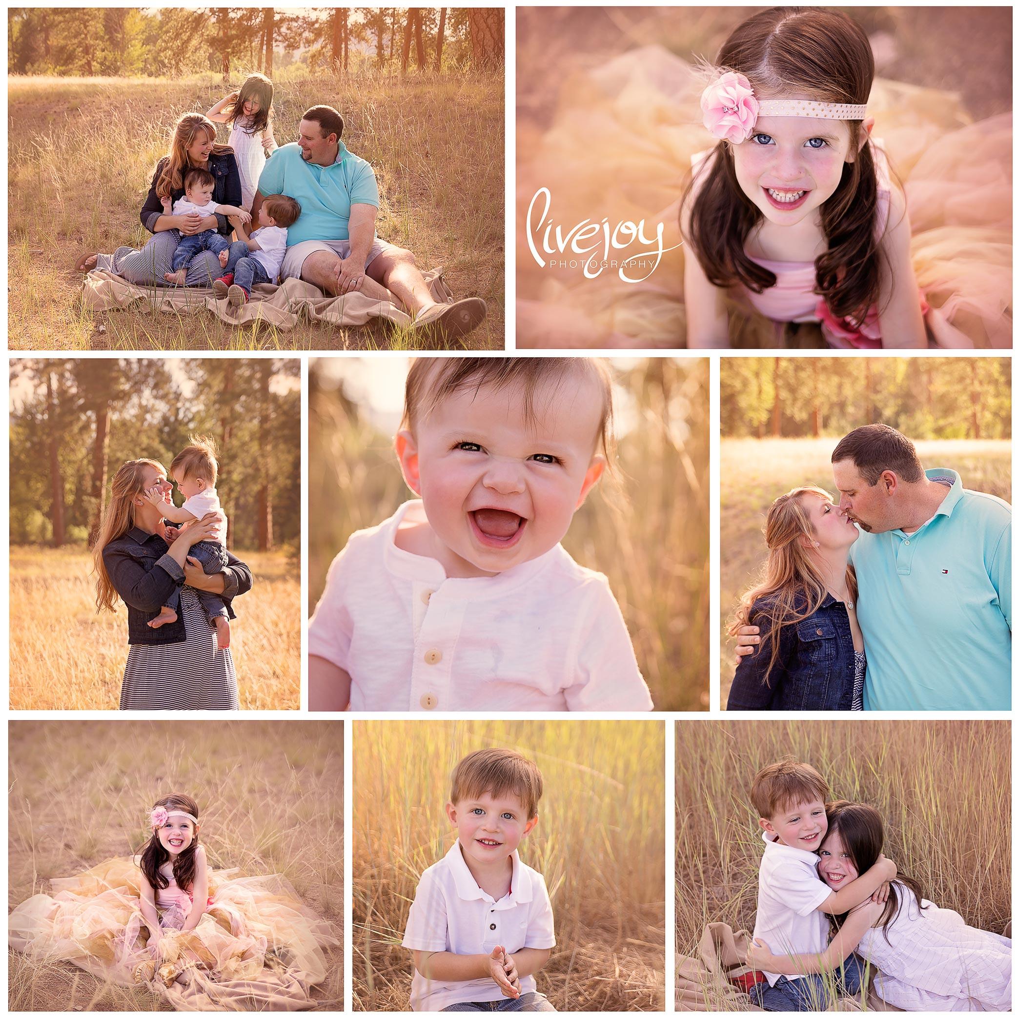 Family Photography | LiveJoy Photography