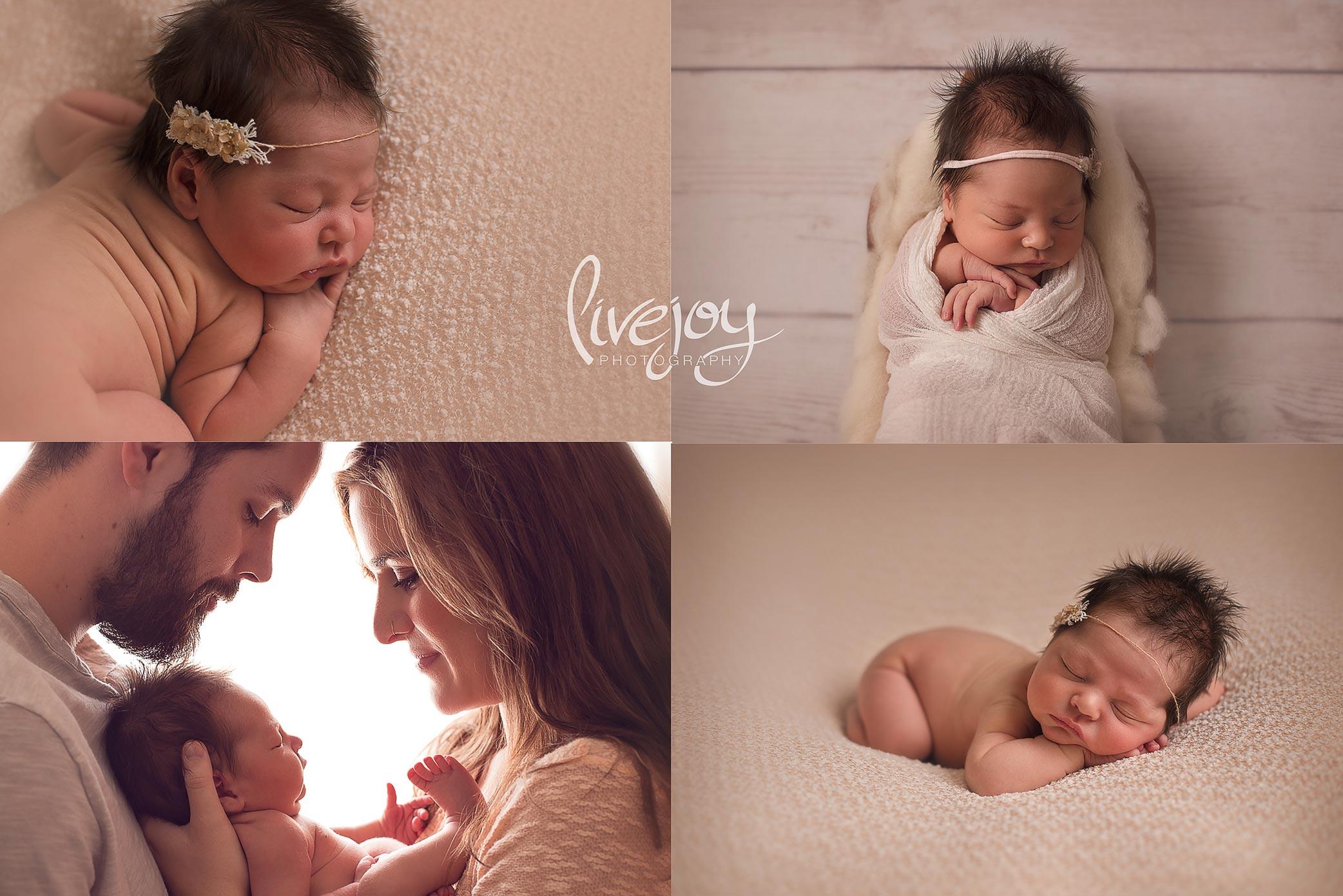 Newborn Photography | Salem, Oregon | LiveJoy Photography