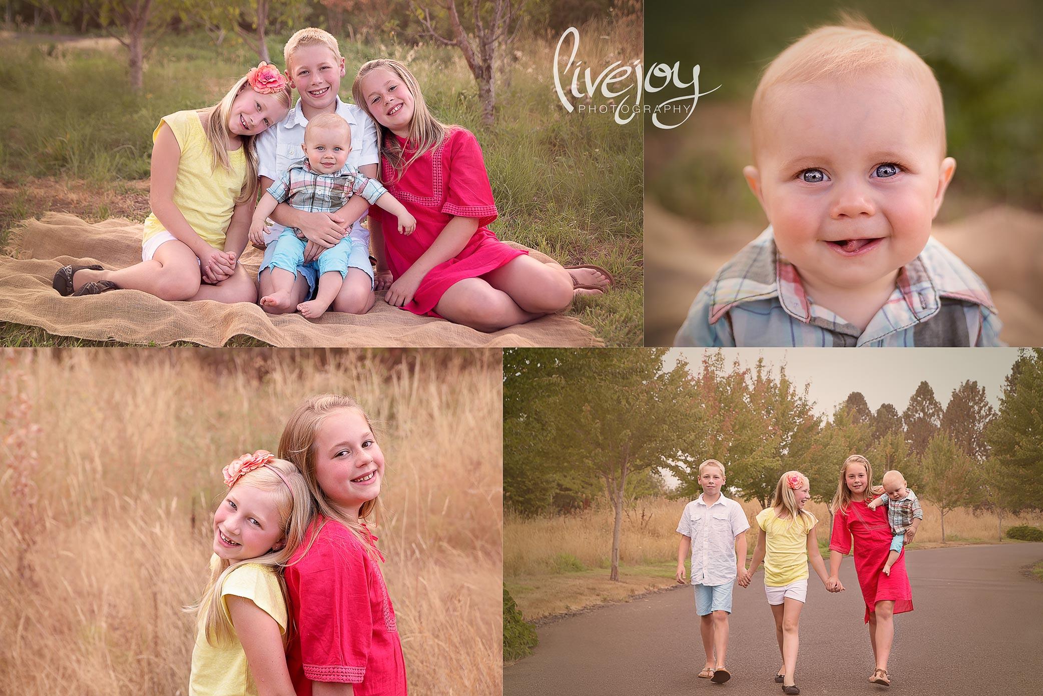 Family Photos | Salem, Oregon | LiveJoy Photography