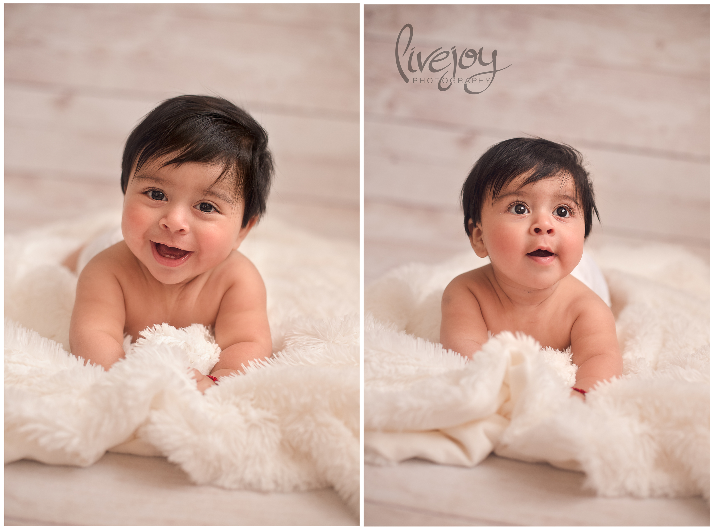 6 Months Studio Photography | LiveJoy Photography | Oregon