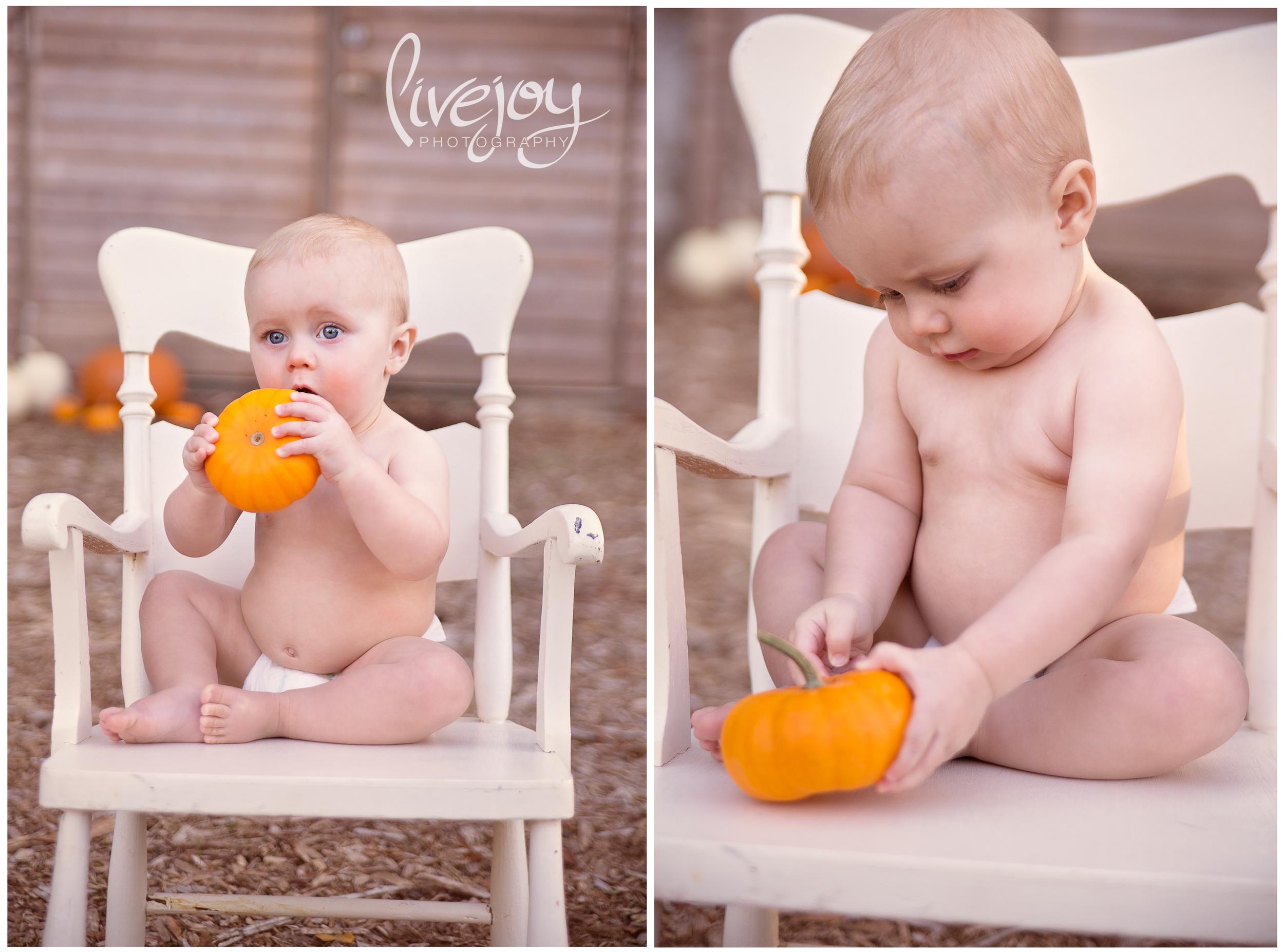 10 Months Baby Milestone | LiveJoy Photography | Oregon