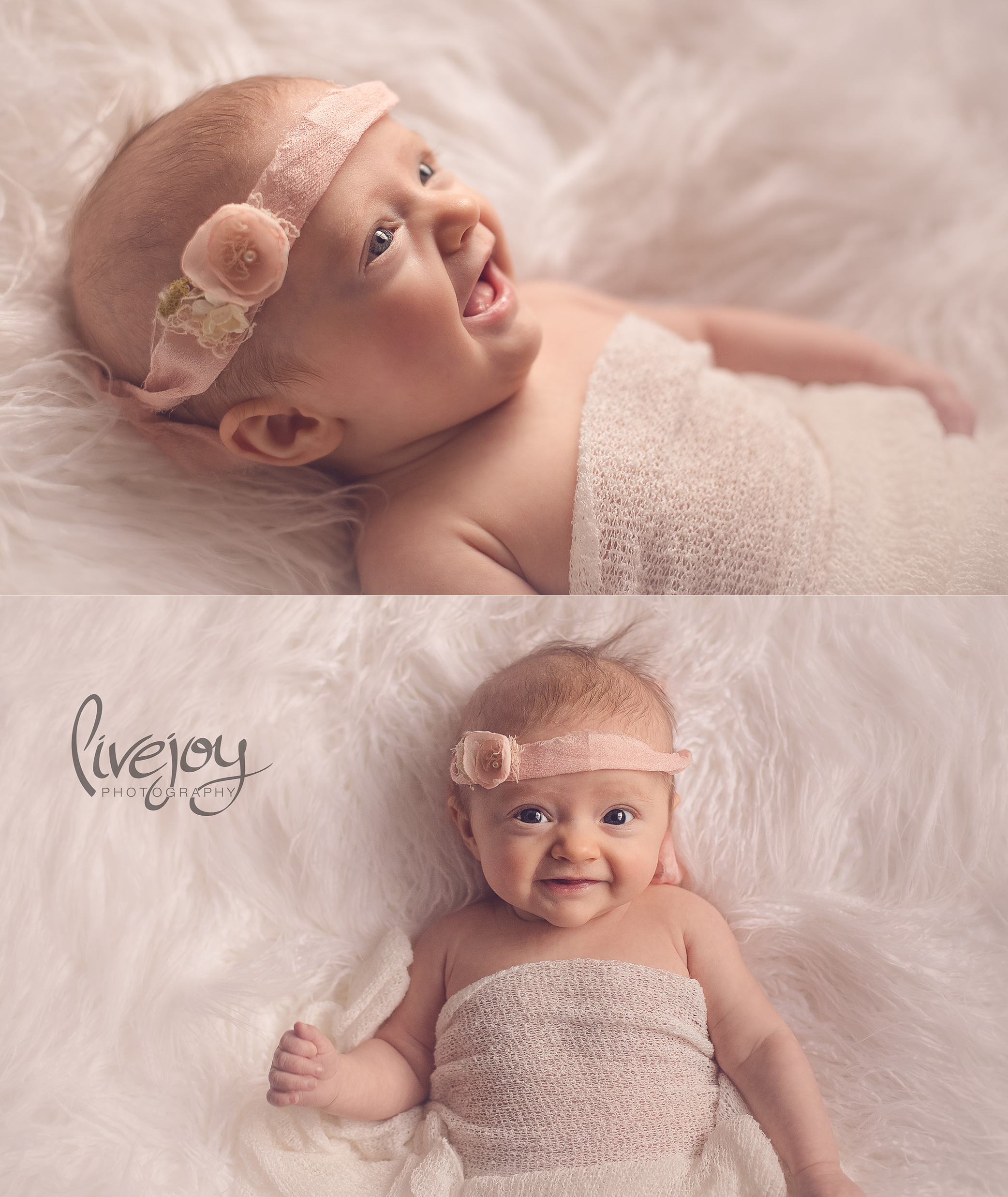 Baby Milestone Photography | LiveJoy Photography