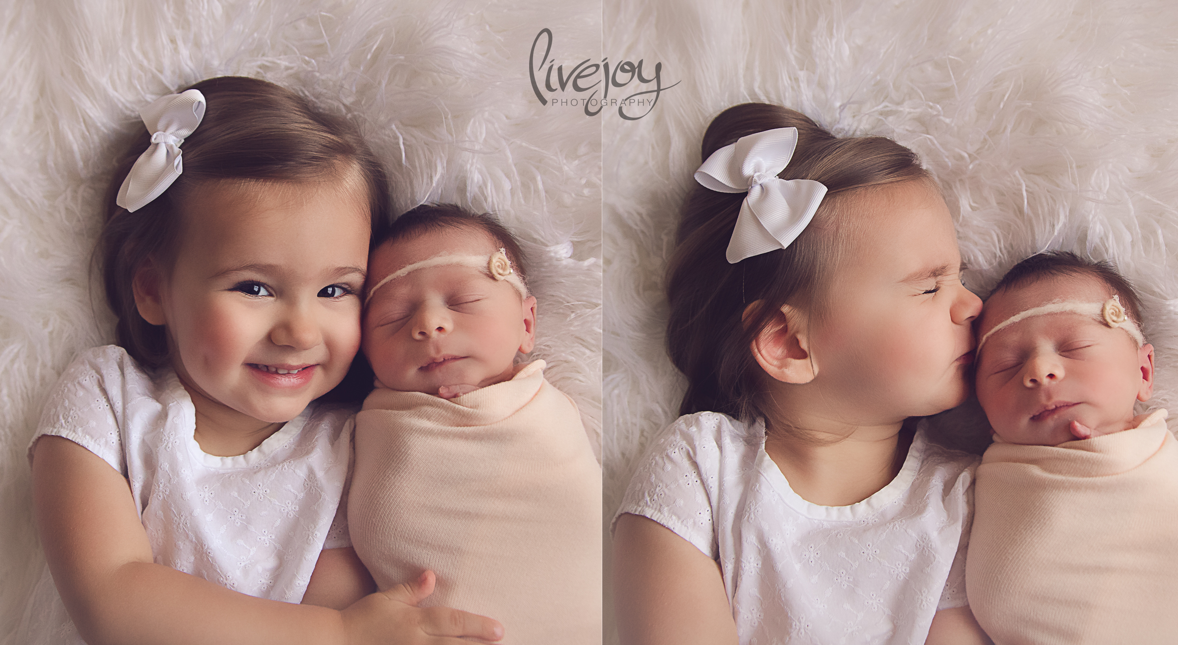Newborn Sibling Photography | Oregon | LiveJoy Photography