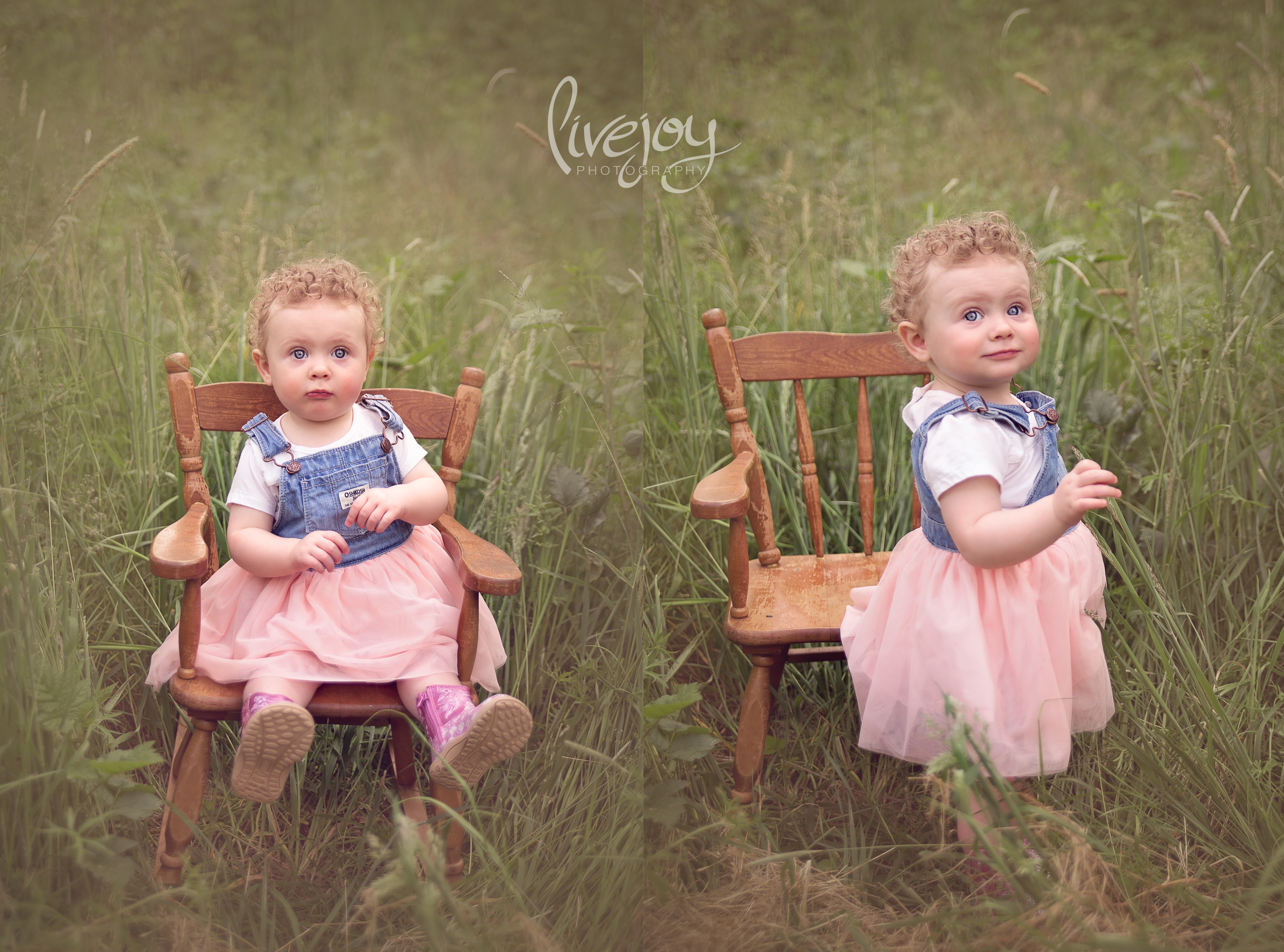 1 Year Baby Photos | Oregon | LiveJoy Photography