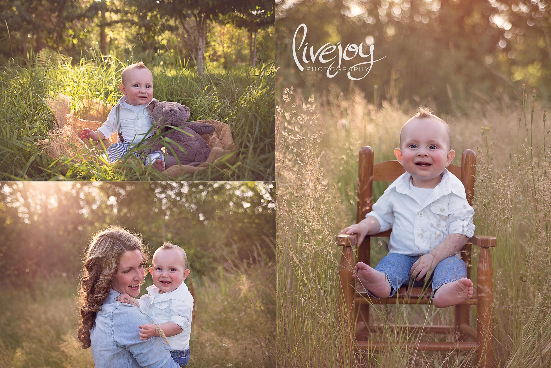 Baby Photography 9 Months | Oregon | LiveJoy Photography