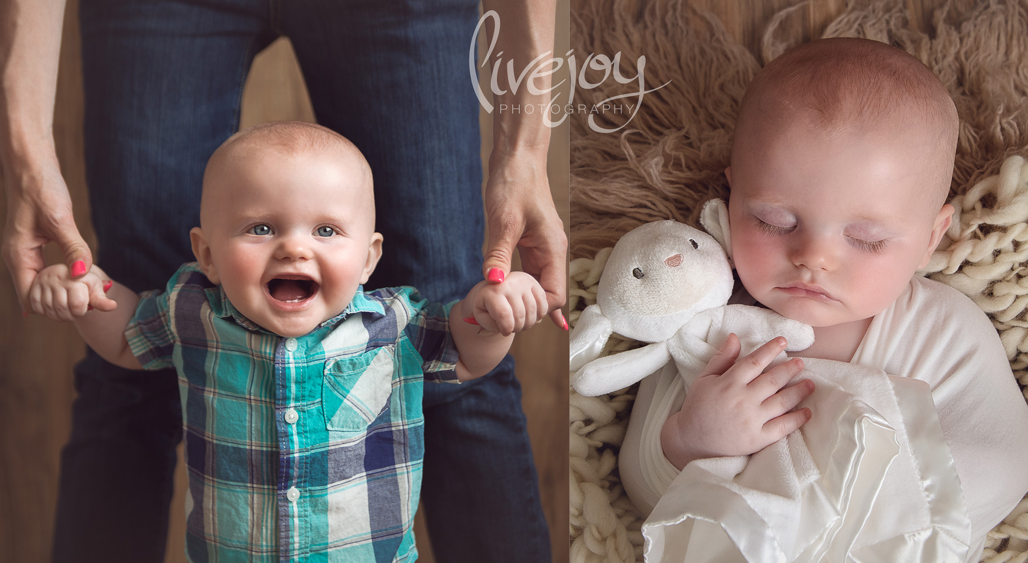 Six Month Photos- Oregon | LiveJoy Photography