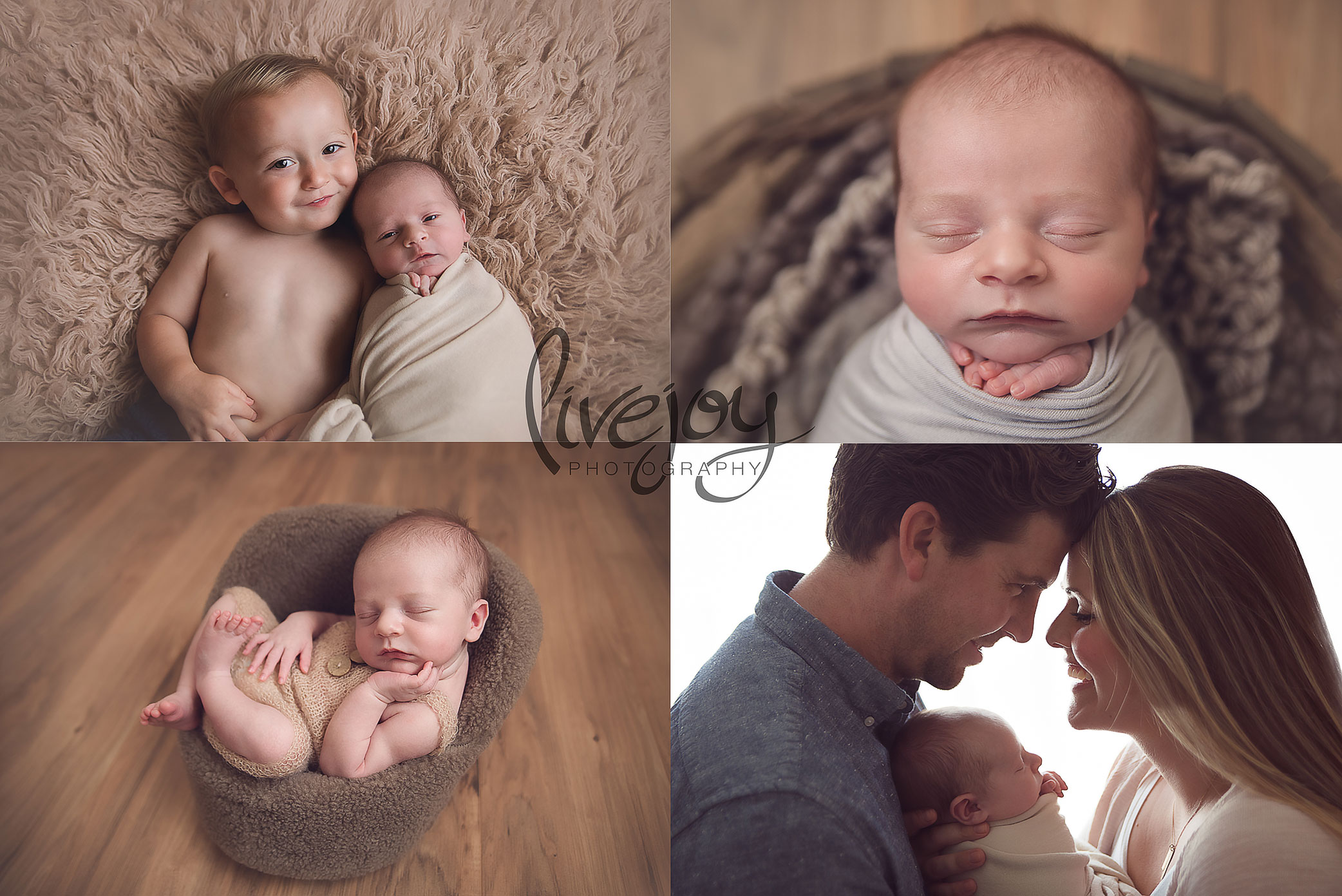 Newborn Baby Photography - Oregon | LiveJoy Photography