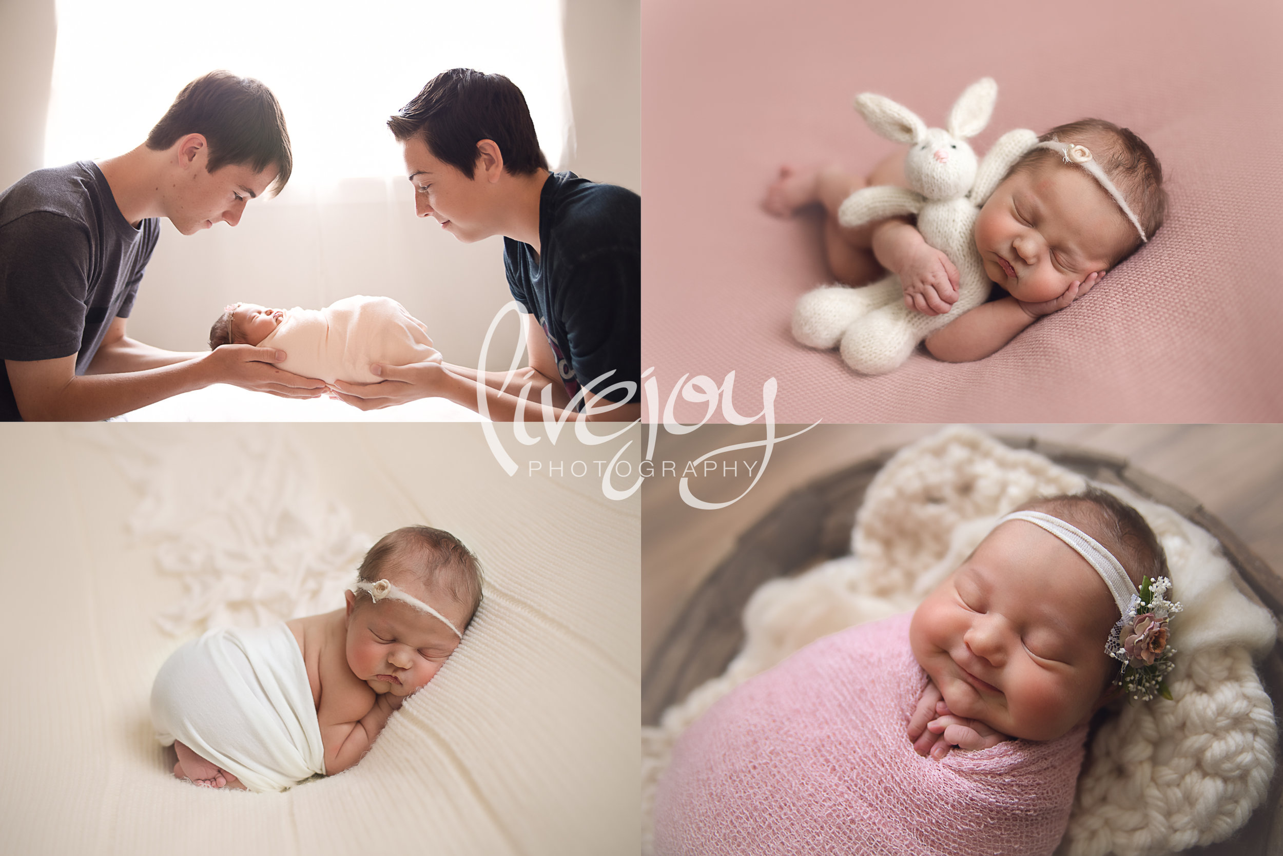 Newborn Photography - Oregon | LiveJoy Photography