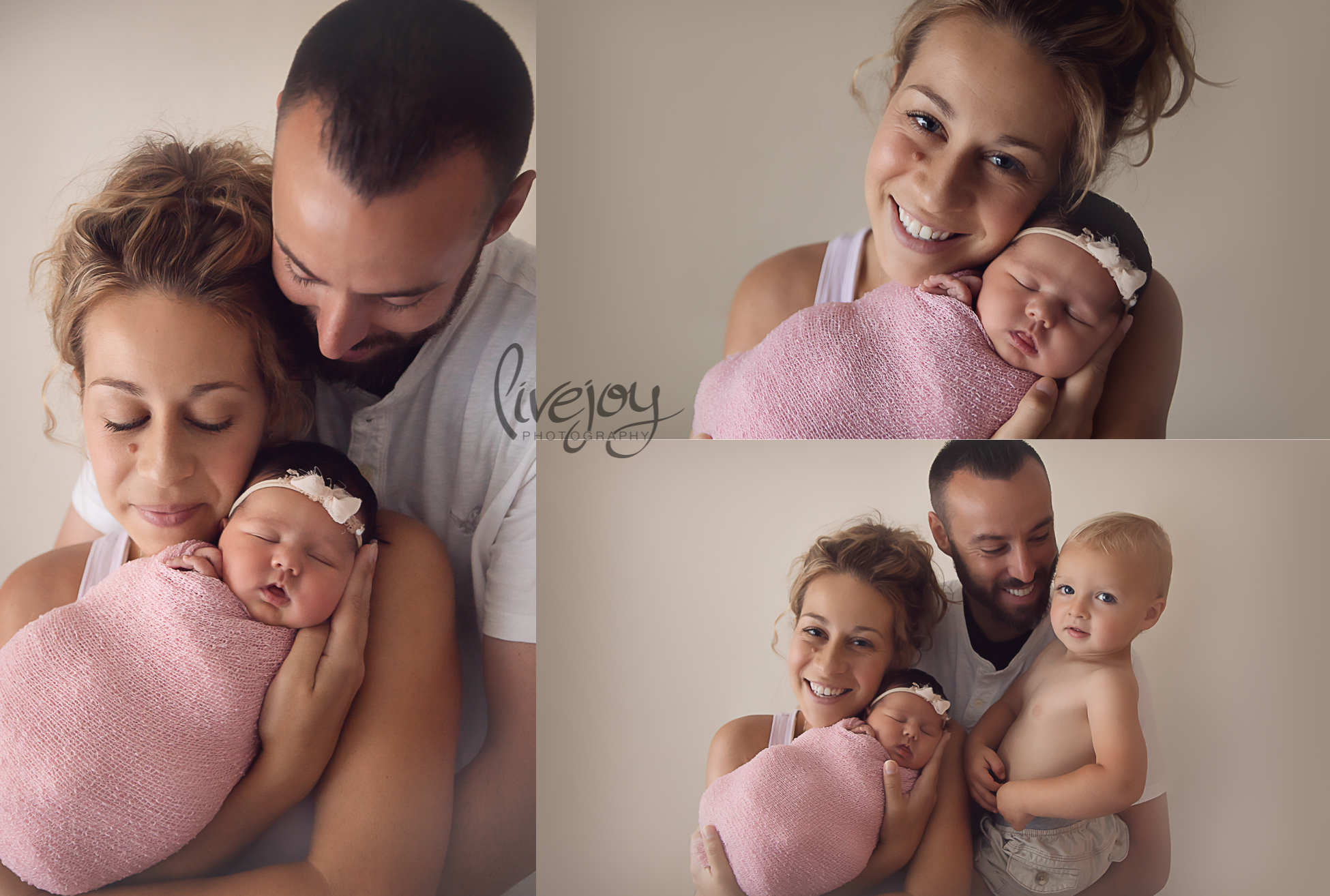 Newborn Parent Photography | LiveJoy Photography | Oregon